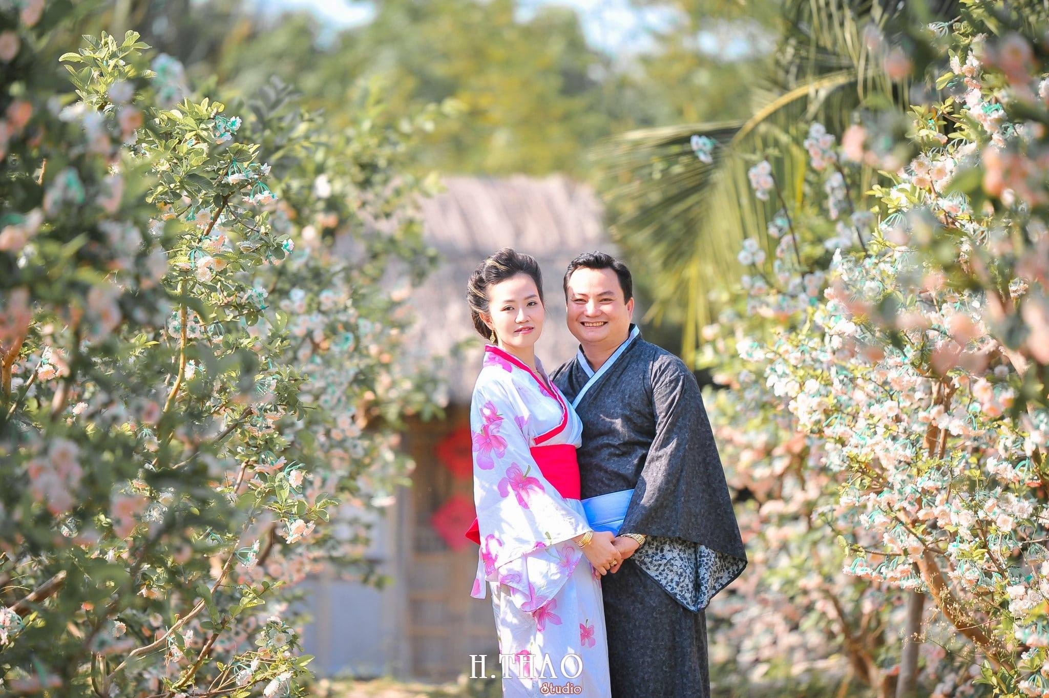Anh chup voi Kimono 2 - Bộ ảnh couple chụp với Kimono theo phong cách Nhật Bản