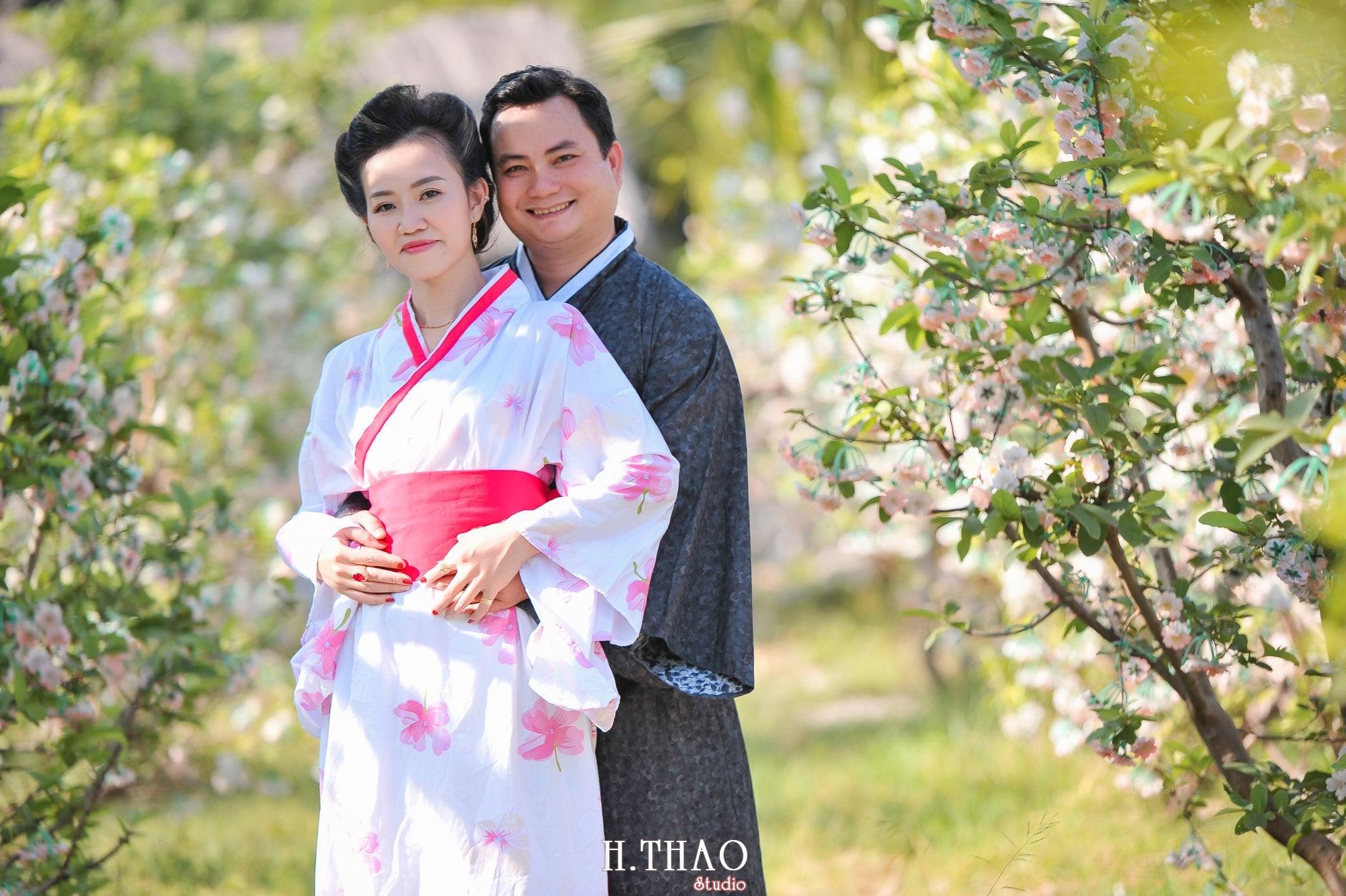 Anh chup voi Kimono 5 - Bộ ảnh couple chụp với Kimono theo phong cách Nhật Bản