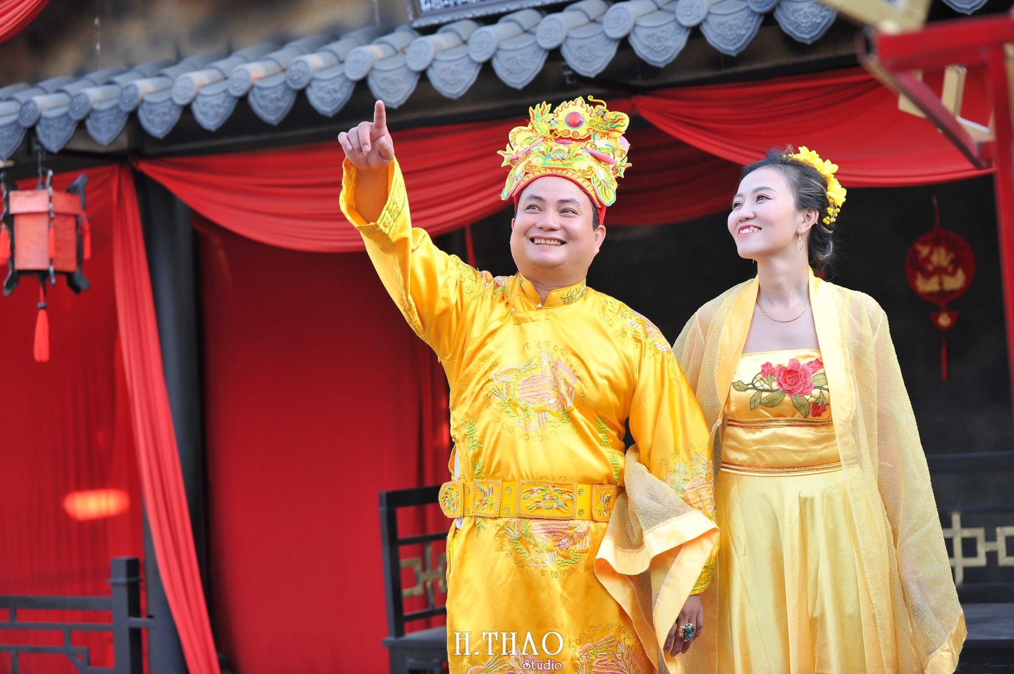 Anh co trang vua va hoang hau 11 - Bộ ảnh couple chụp theo phong cách cổ trang Vua - Hoàng Hậu