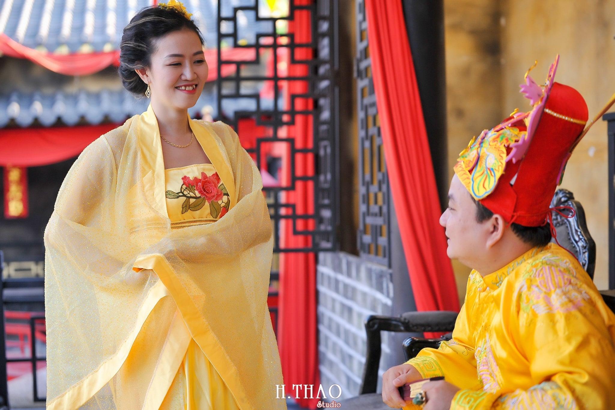 Anh co trang vua va hoang hau 8 - Bộ ảnh couple chụp theo phong cách cổ trang Vua - Hoàng Hậu