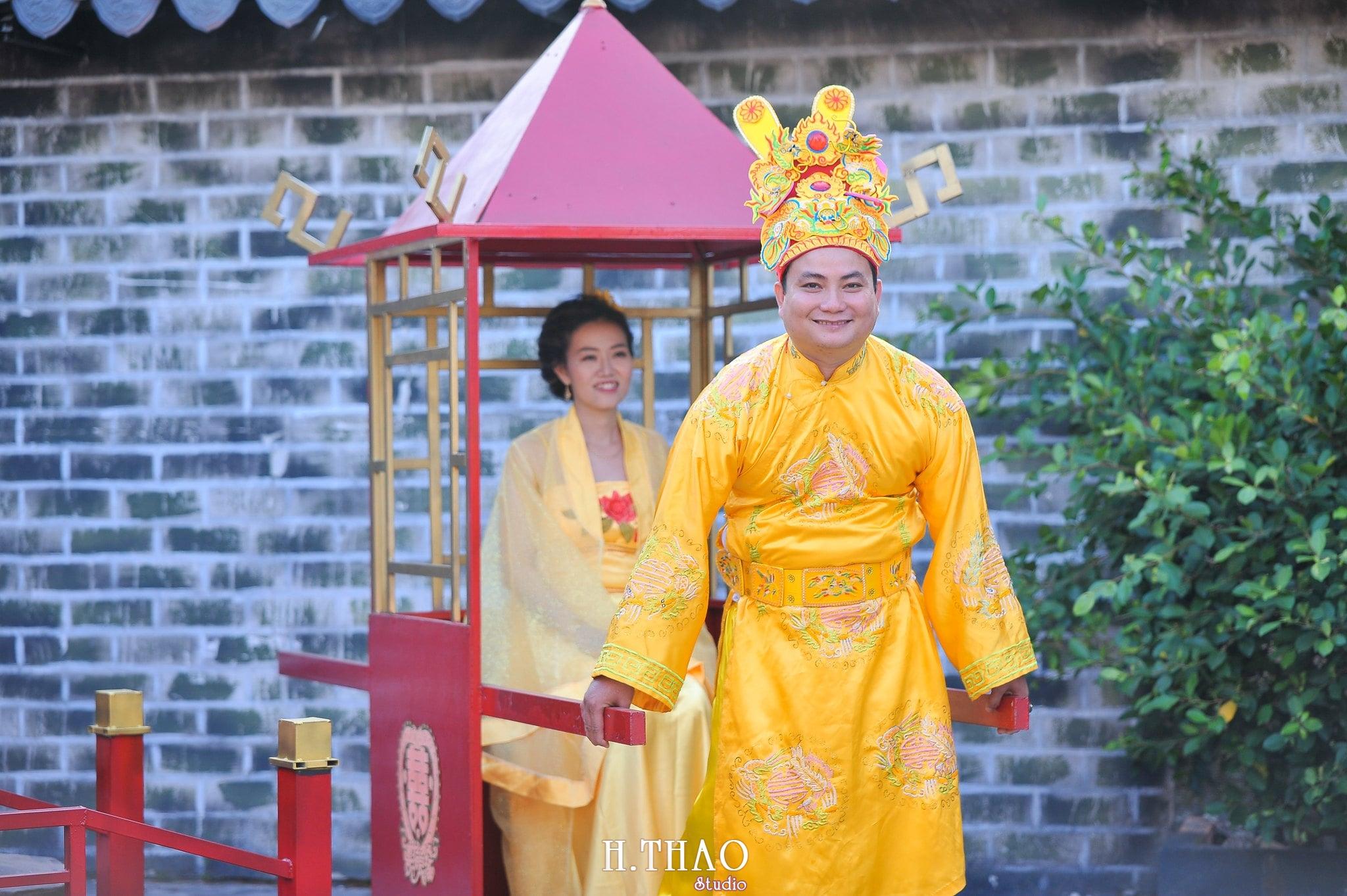 Anh co trang vua va hoang hau 9 - Bộ ảnh couple chụp theo phong cách cổ trang Vua - Hoàng Hậu