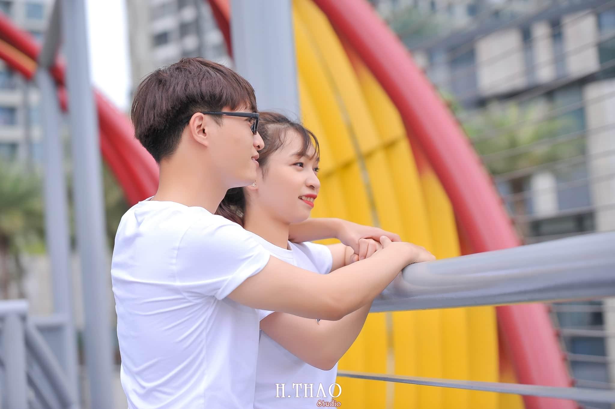 Anh couple sieu de thuong 12 - Chụp ảnh Couple dễ thương tại thành phố Hồ Chí Minh