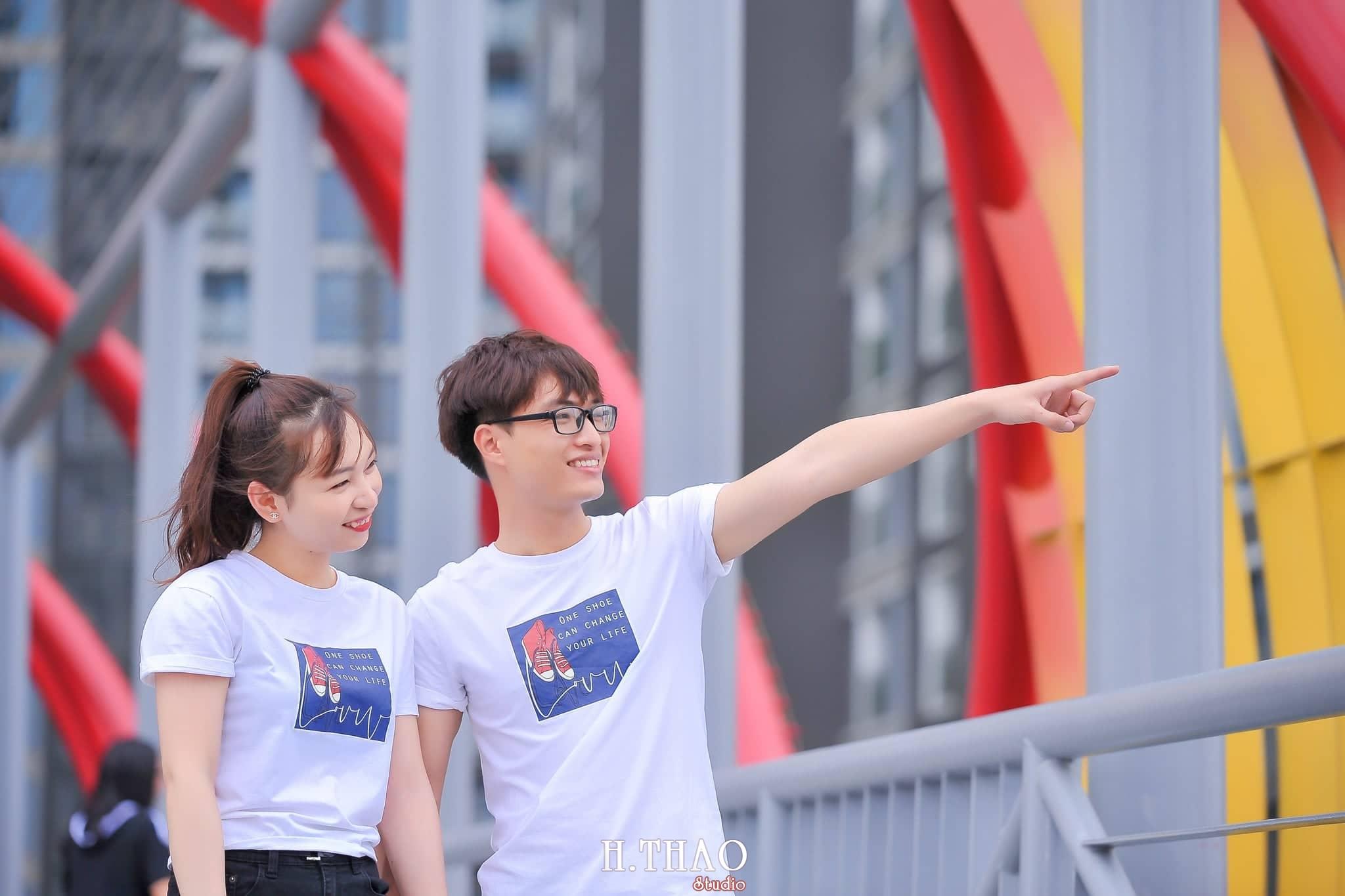 Anh couple sieu de thuong 2 - Chụp ảnh Couple dễ thương tại thành phố Hồ Chí Minh