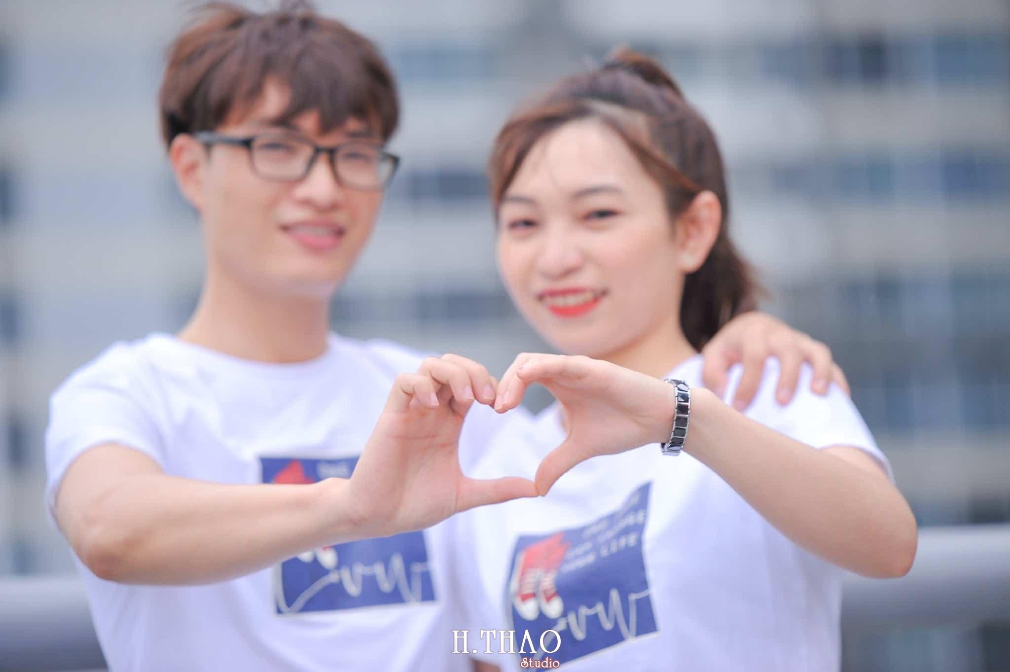 Anh couple sieu de thuong 4 - Chụp ảnh Couple dễ thương tại thành phố Hồ Chí Minh