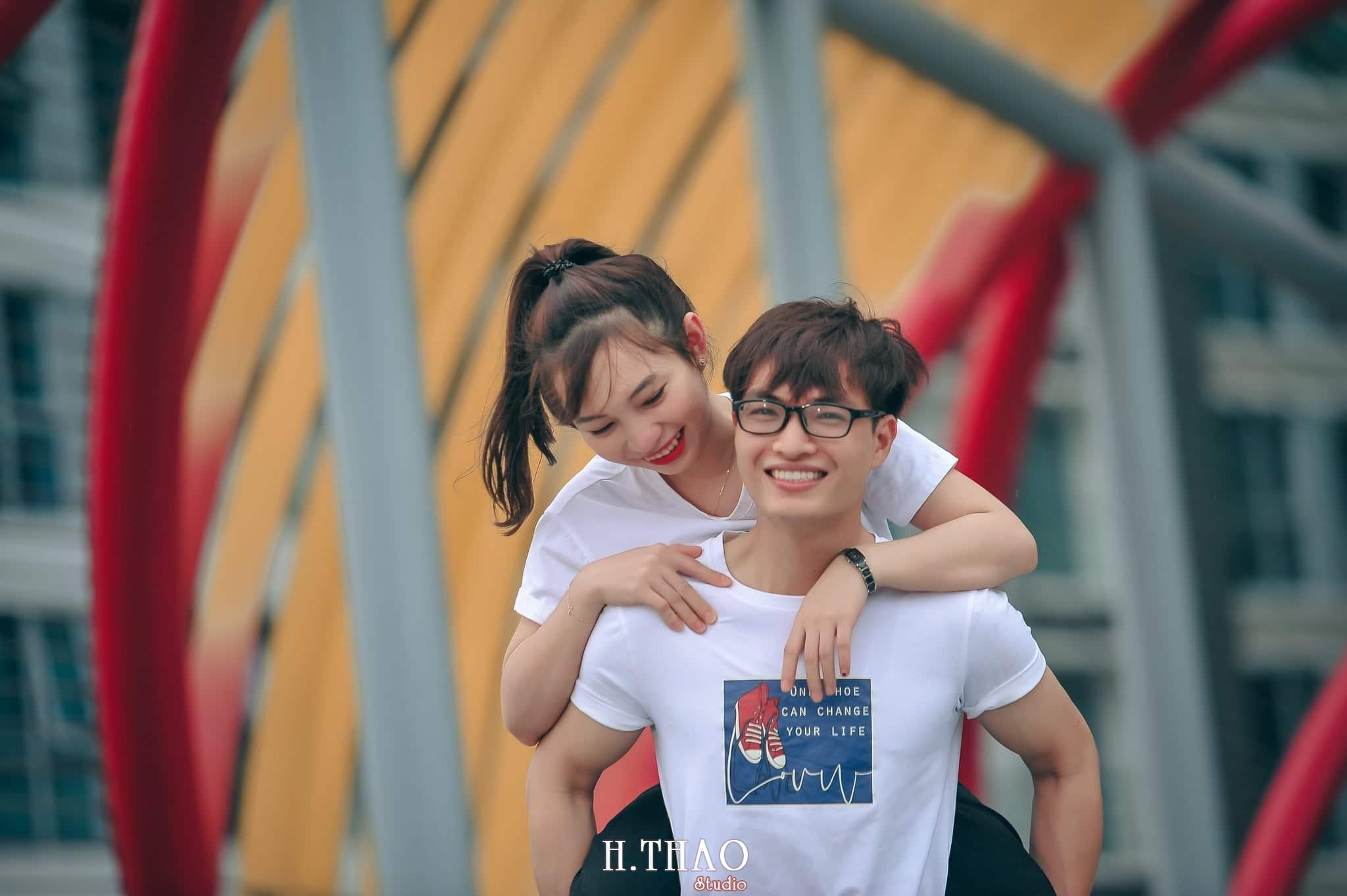 Anh couple sieu de thuong 7 - Chụp ảnh Couple dễ thương tại thành phố Hồ Chí Minh