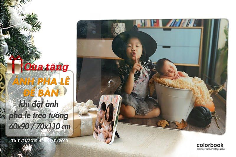 Anh pha le tang 1 - Studio chụp ảnh cho bé đẹp nhất ở Tp.HCM - HThao Studio