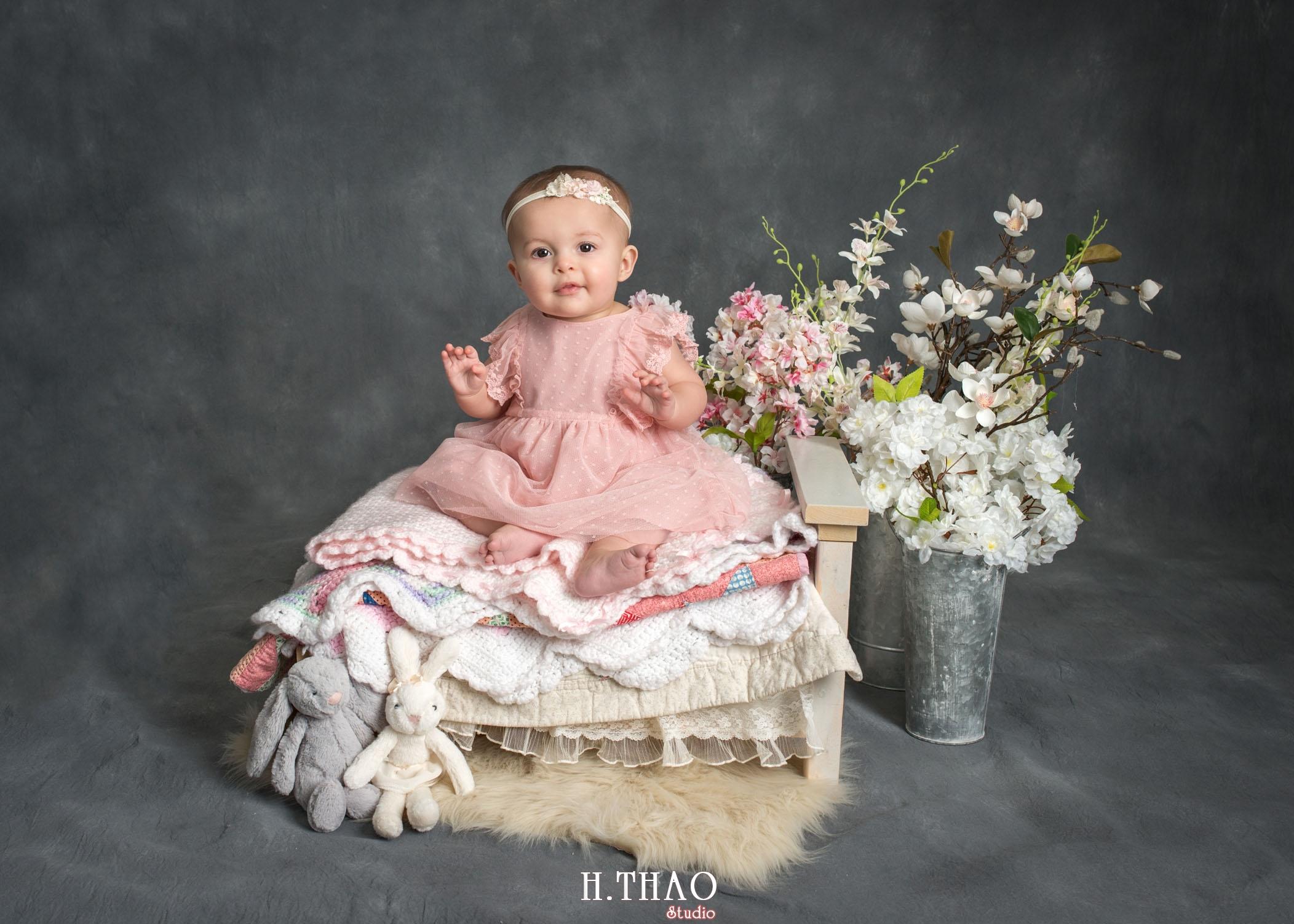 baby 2 min - Studio chụp hình cho bé đẹp ở Tp.HCM
