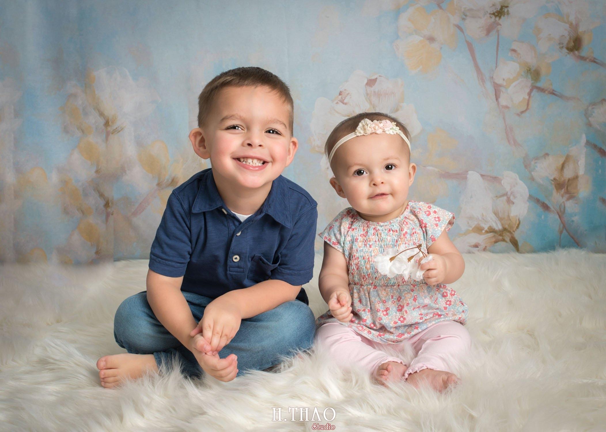baby 5 min - Studio chụp hình cho bé đẹp ở Tp.HCM