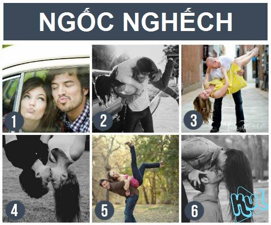 couple 14 - Tổng hợp 50 cách tạo dáng cực đẹp khi chụp ảnh couple - HThao Studio