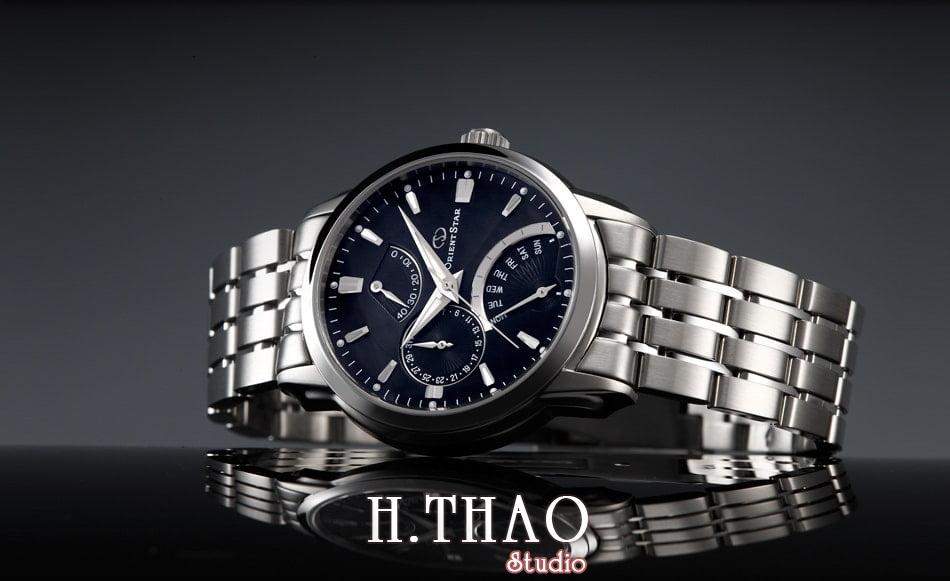 ảnh sản phẩm đồng hồ mặt đen