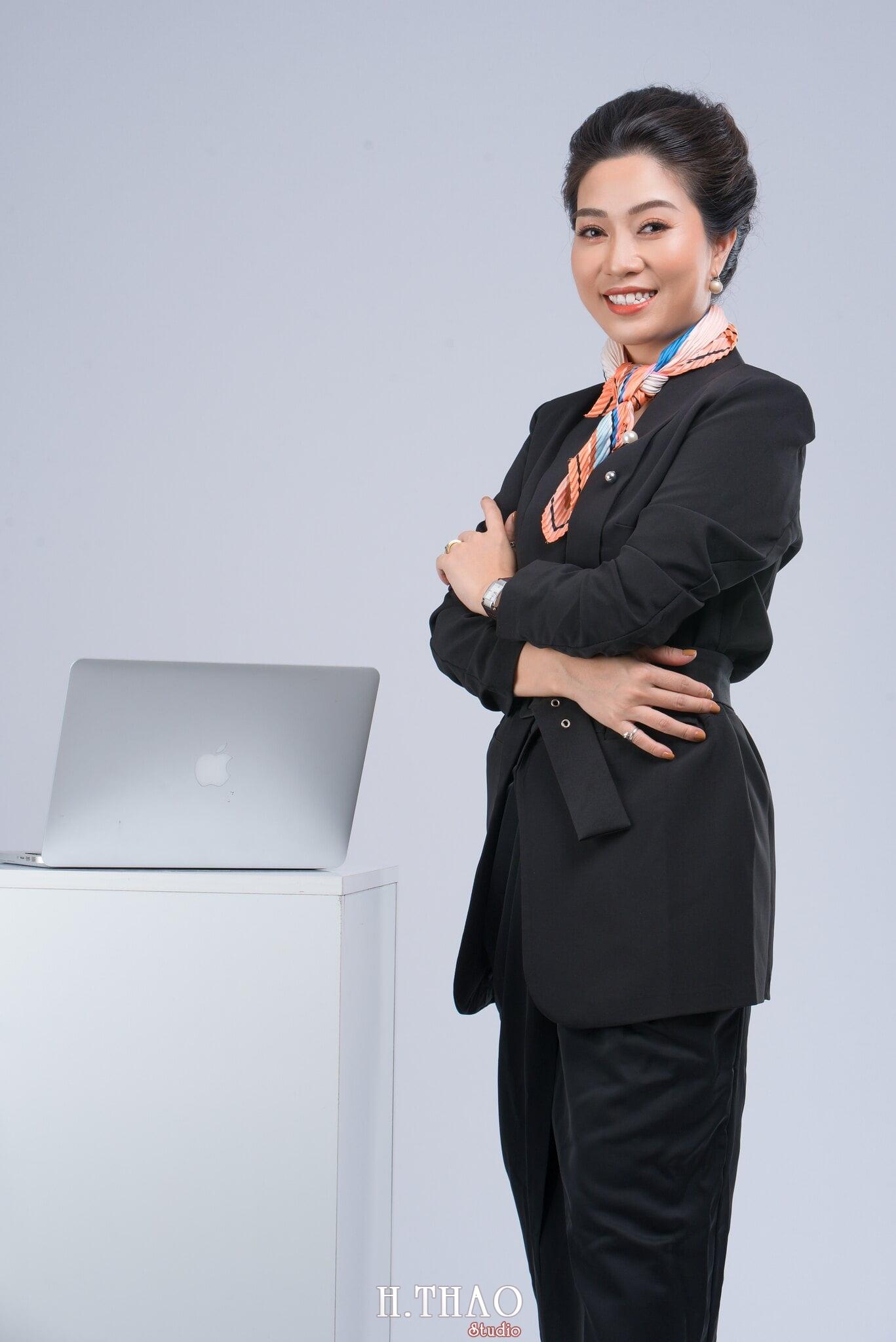 Doanh nhan nu 10 - Chụp ảnh nữ doanh nhân Lan Nguyễn tại HThao Studio – Tp.HCM