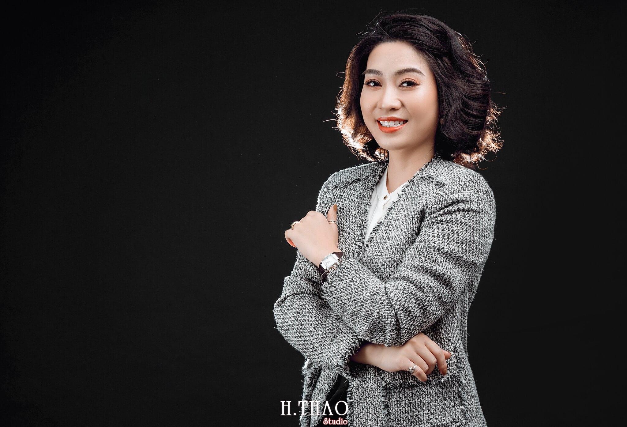 Doanh nhan nu 12 - Chụp ảnh nữ doanh nhân Lan Nguyễn tại HThao Studio – Tp.HCM
