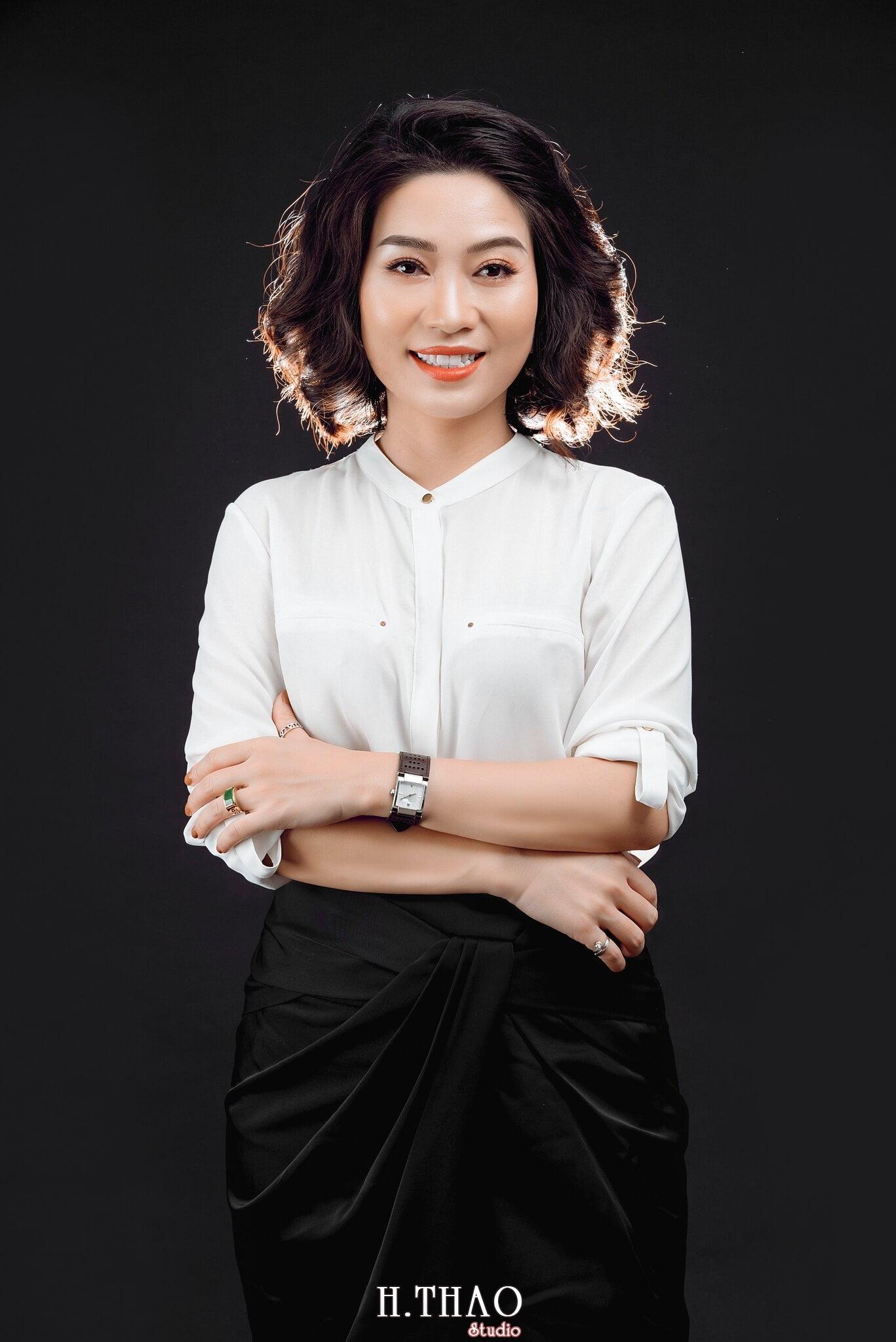 Doanh nhan nu 13 - Chụp ảnh nữ doanh nhân Lan Nguyễn tại HThao Studio – Tp.HCM