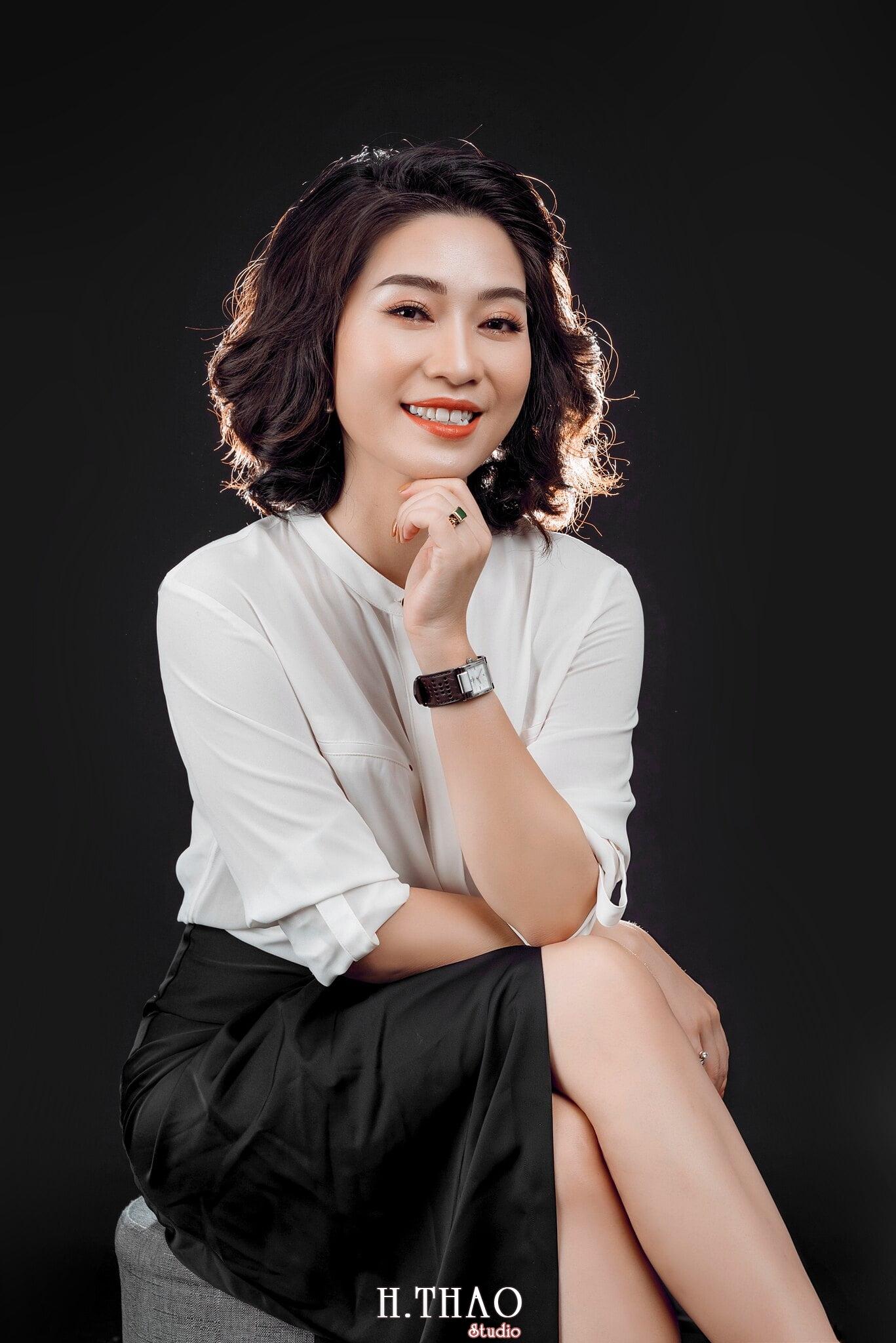 Doanh nhan nu 15 - Chụp ảnh nữ doanh nhân Lan Nguyễn tại HThao Studio – Tp.HCM