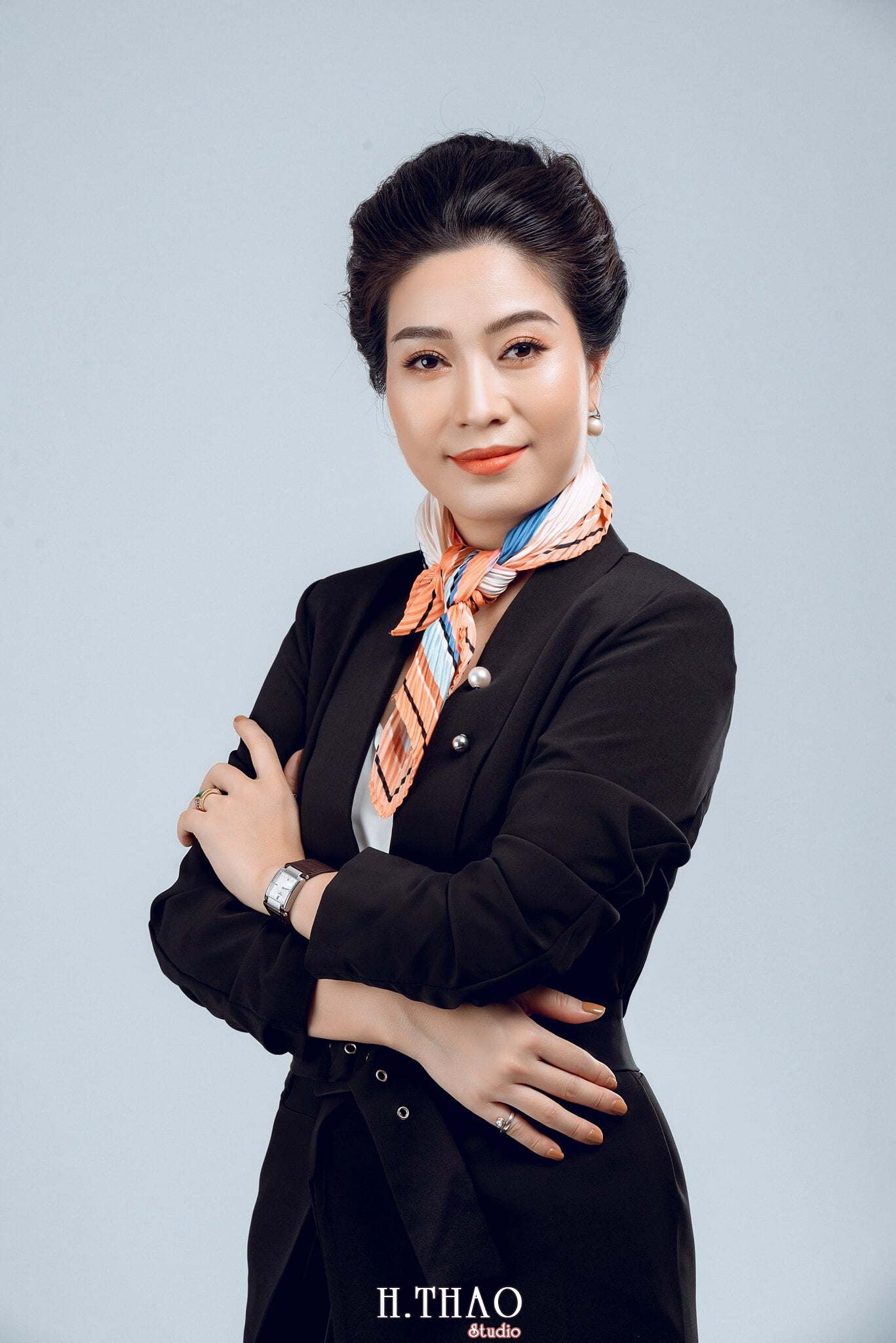 Doanh nhan nu 16 - Chụp ảnh nữ doanh nhân Lan Nguyễn tại HThao Studio – Tp.HCM
