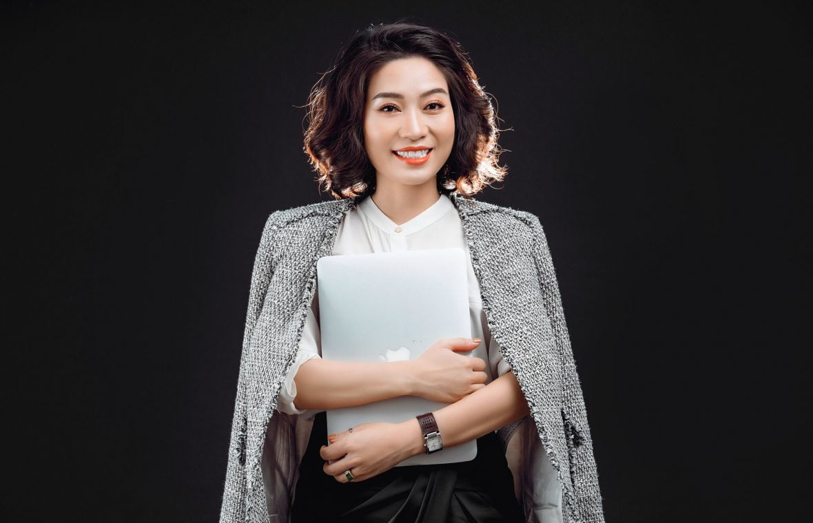 doanh nhân Lan Nguyen