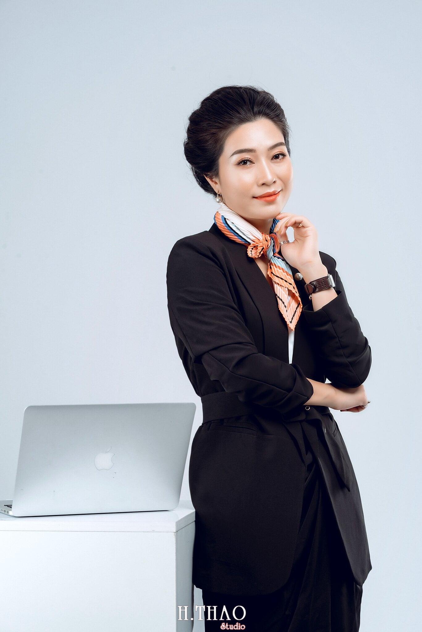 Doanh nhan nu 8 - Chụp ảnh nữ doanh nhân Lan Nguyễn tại HThao Studio – Tp.HCM