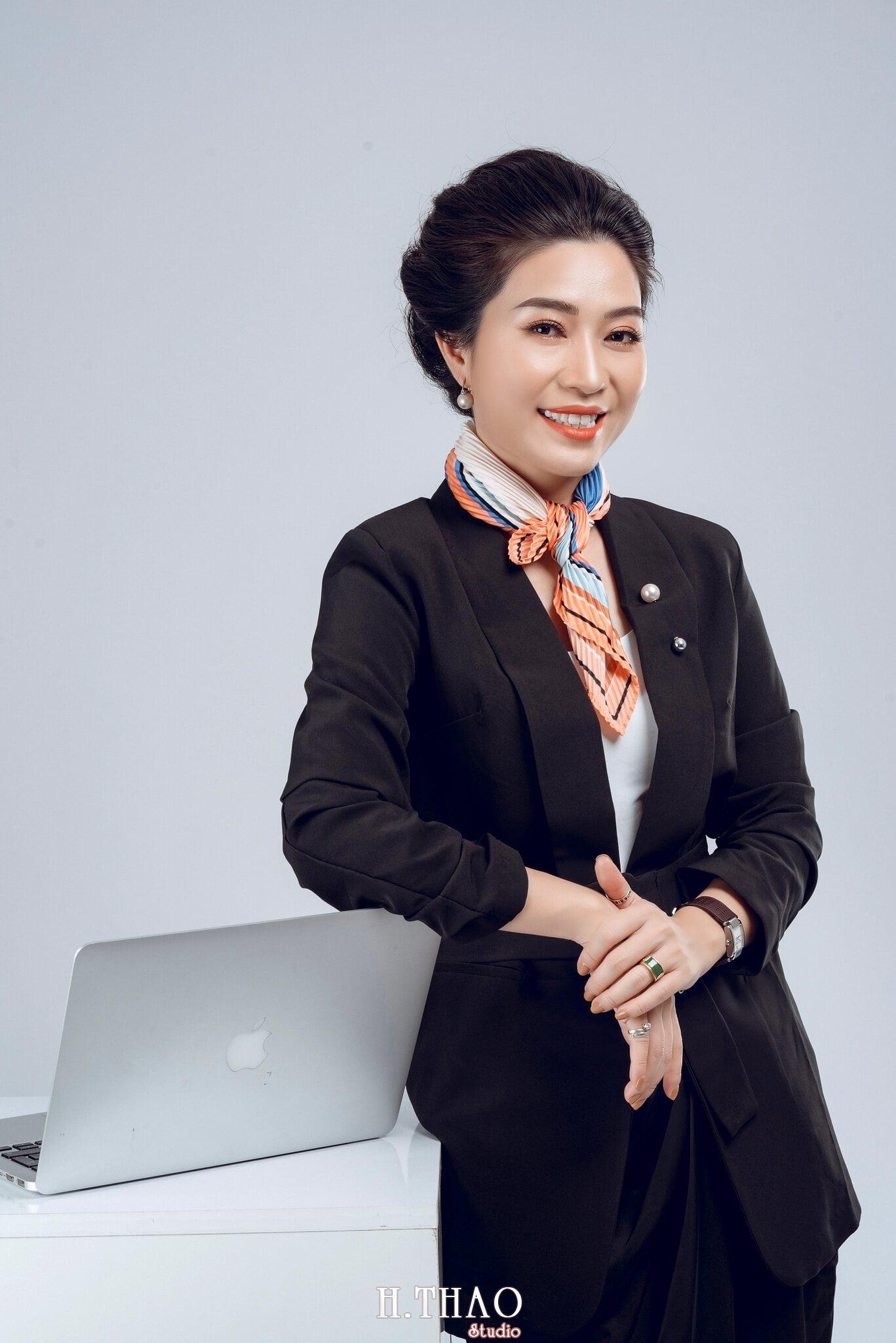 Doanh nhan nu 9 - Chụp ảnh nữ doanh nhân Lan Nguyễn tại HThao Studio – Tp.HCM