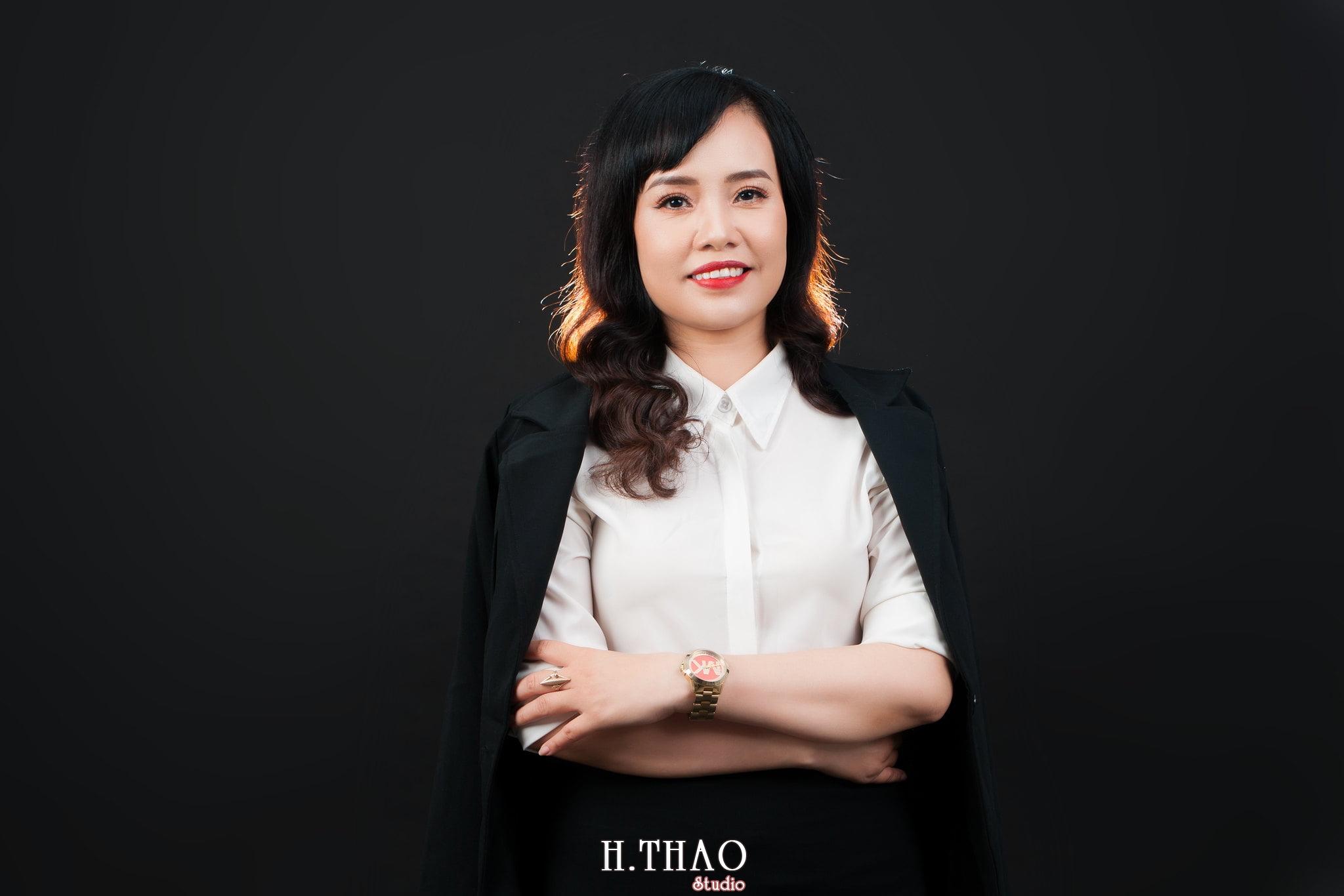 Thu Trang 10 - Chụp ảnh nữ doanh nhân Thu Trang tại HThao Studio – Tp.HCM