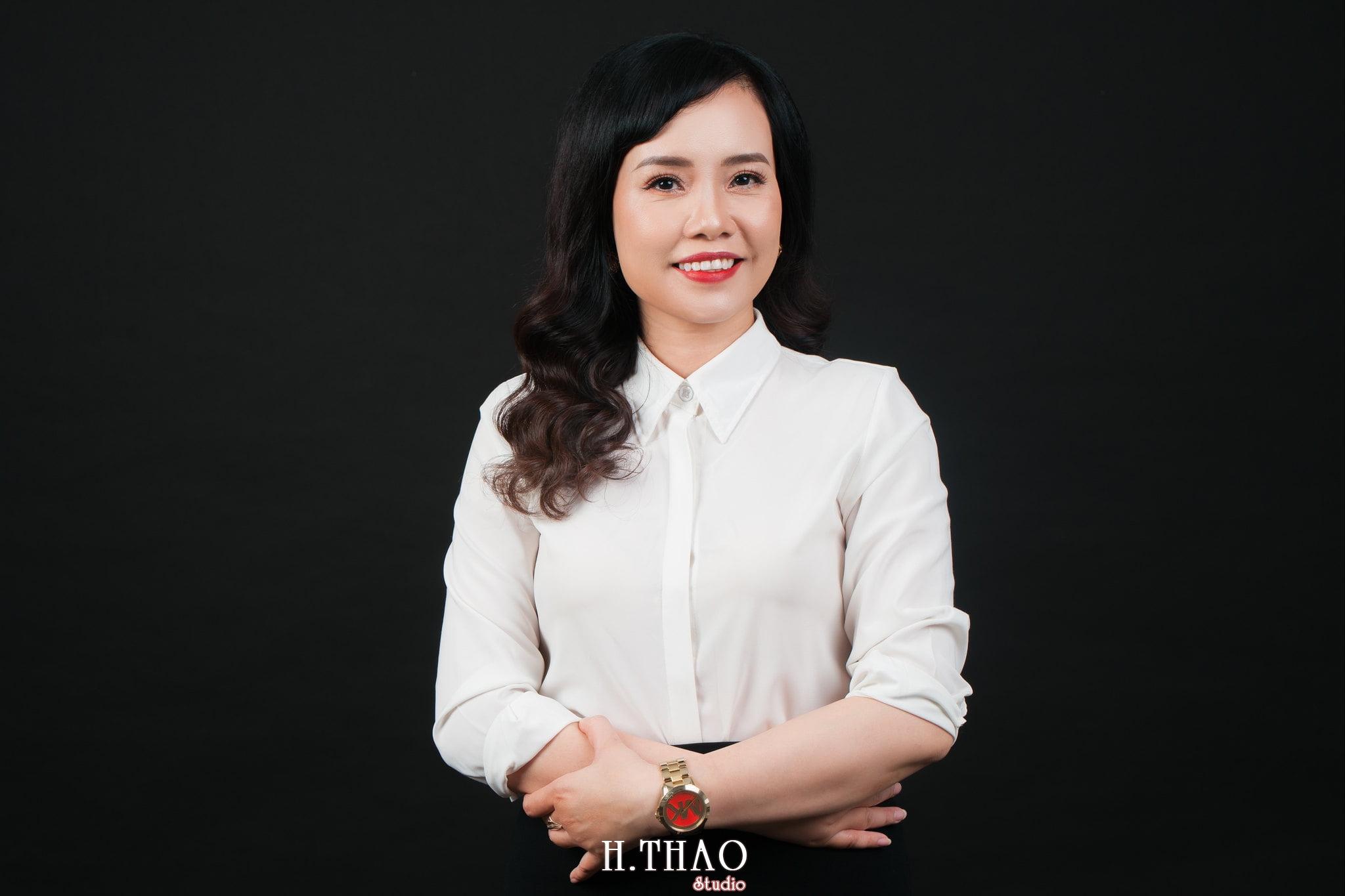 Thu Trang 12 - Chụp ảnh nữ doanh nhân Thu Trang tại HThao Studio – Tp.HCM