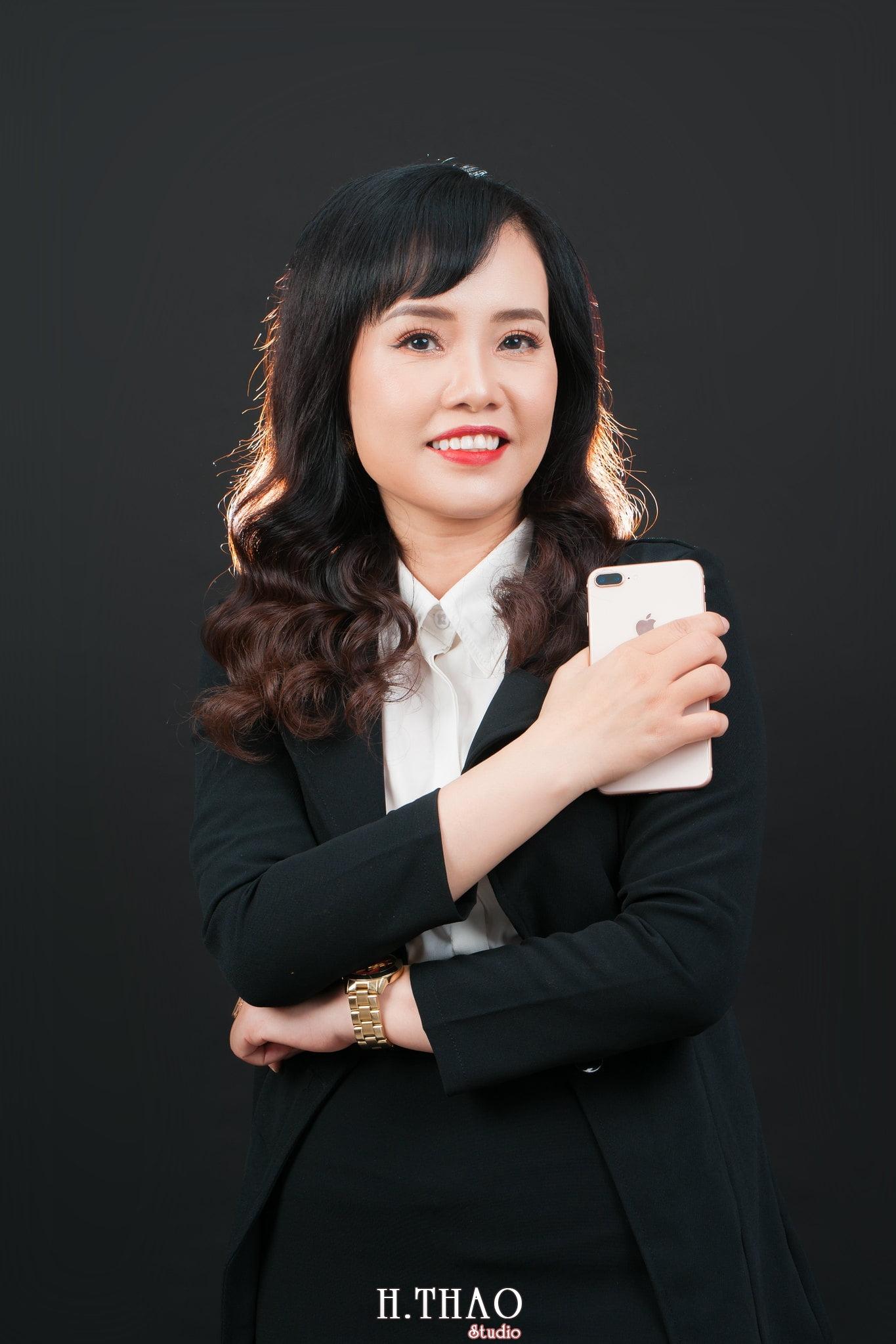 Thu Trang 13 - Chụp ảnh nữ doanh nhân Thu Trang tại HThao Studio – Tp.HCM