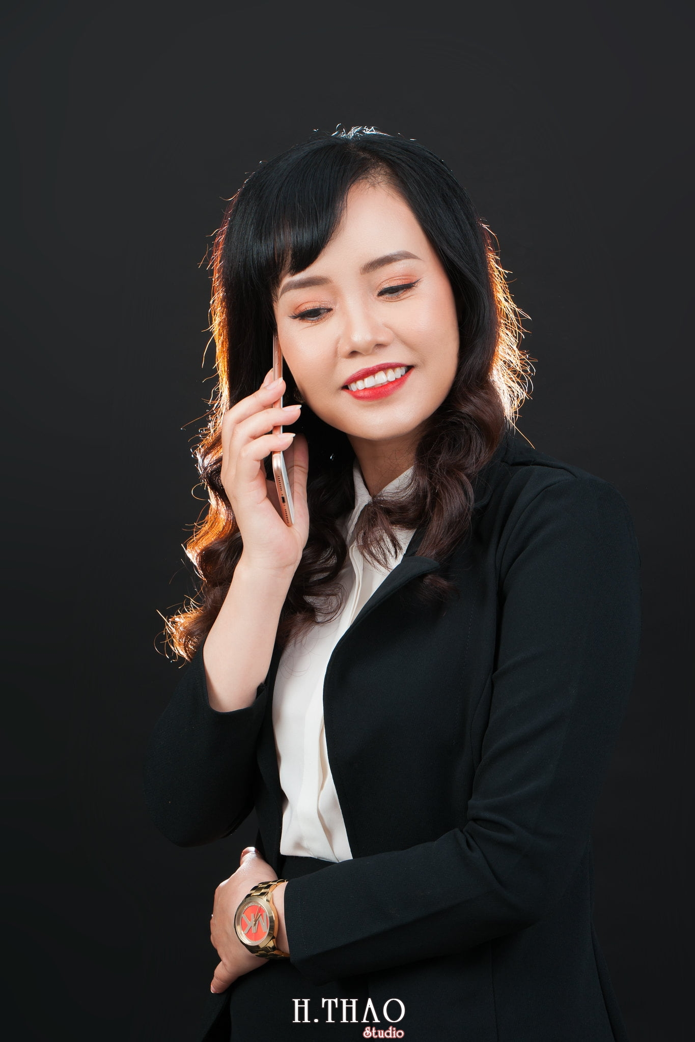 Thu Trang 14 - Chụp ảnh nữ doanh nhân Thu Trang tại HThao Studio – Tp.HCM
