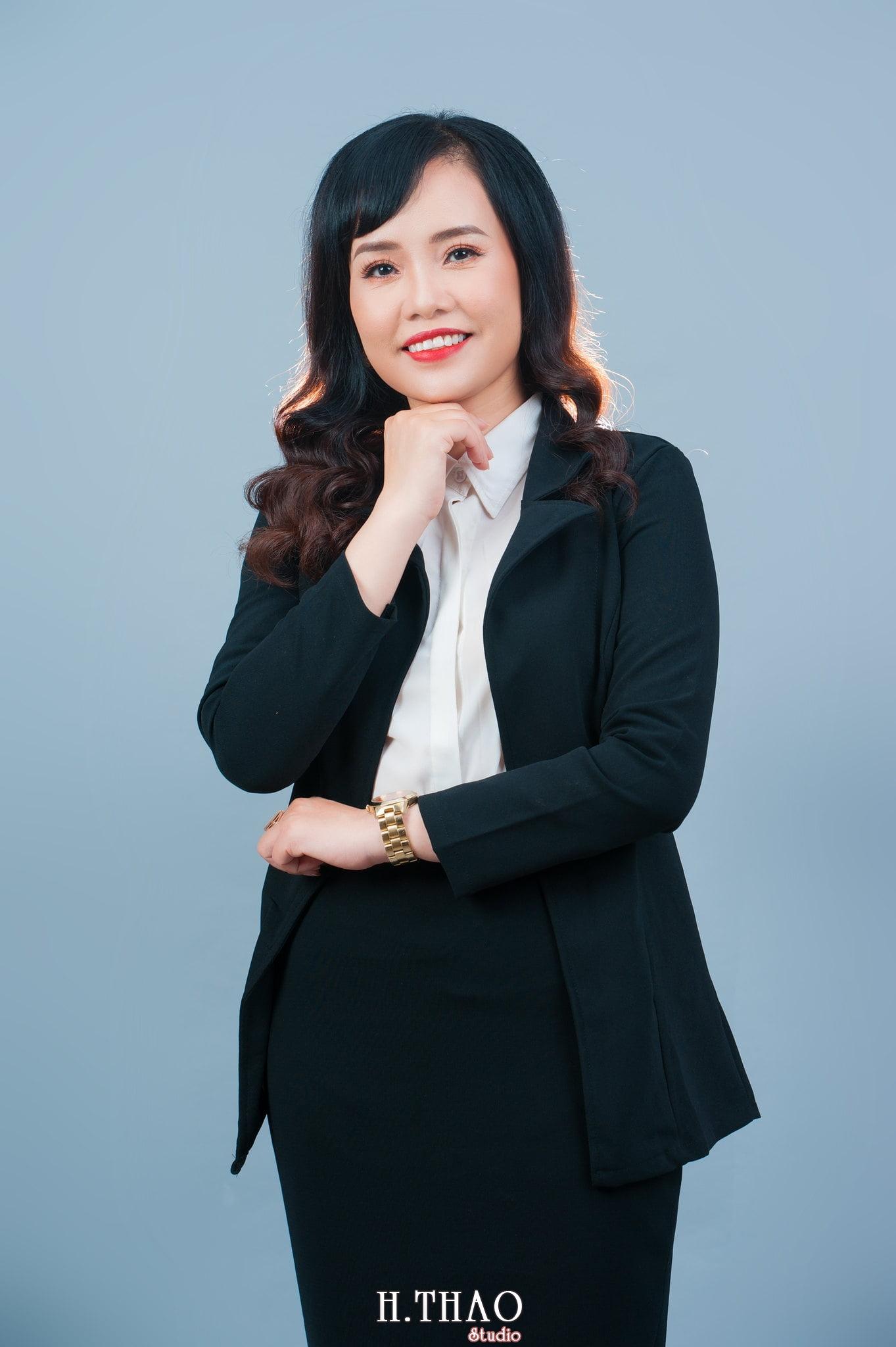 Thu Trang 15 - Chụp ảnh nữ doanh nhân Thu Trang tại HThao Studio – Tp.HCM