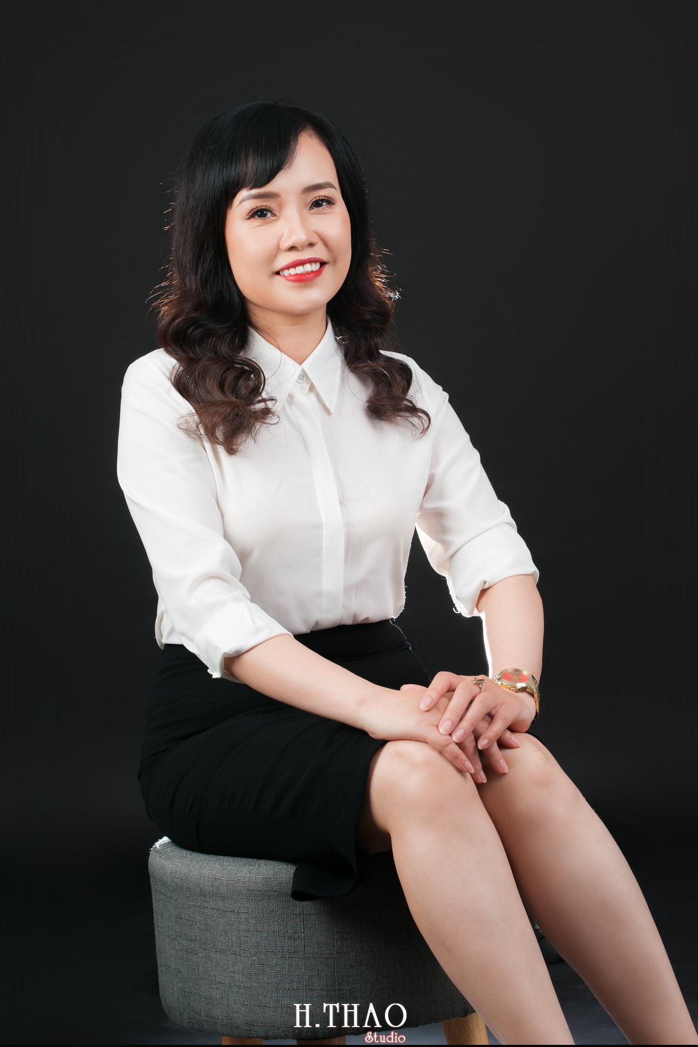 Thu Trang 17 - Chụp ảnh nữ doanh nhân Thu Trang tại HThao Studio – Tp.HCM