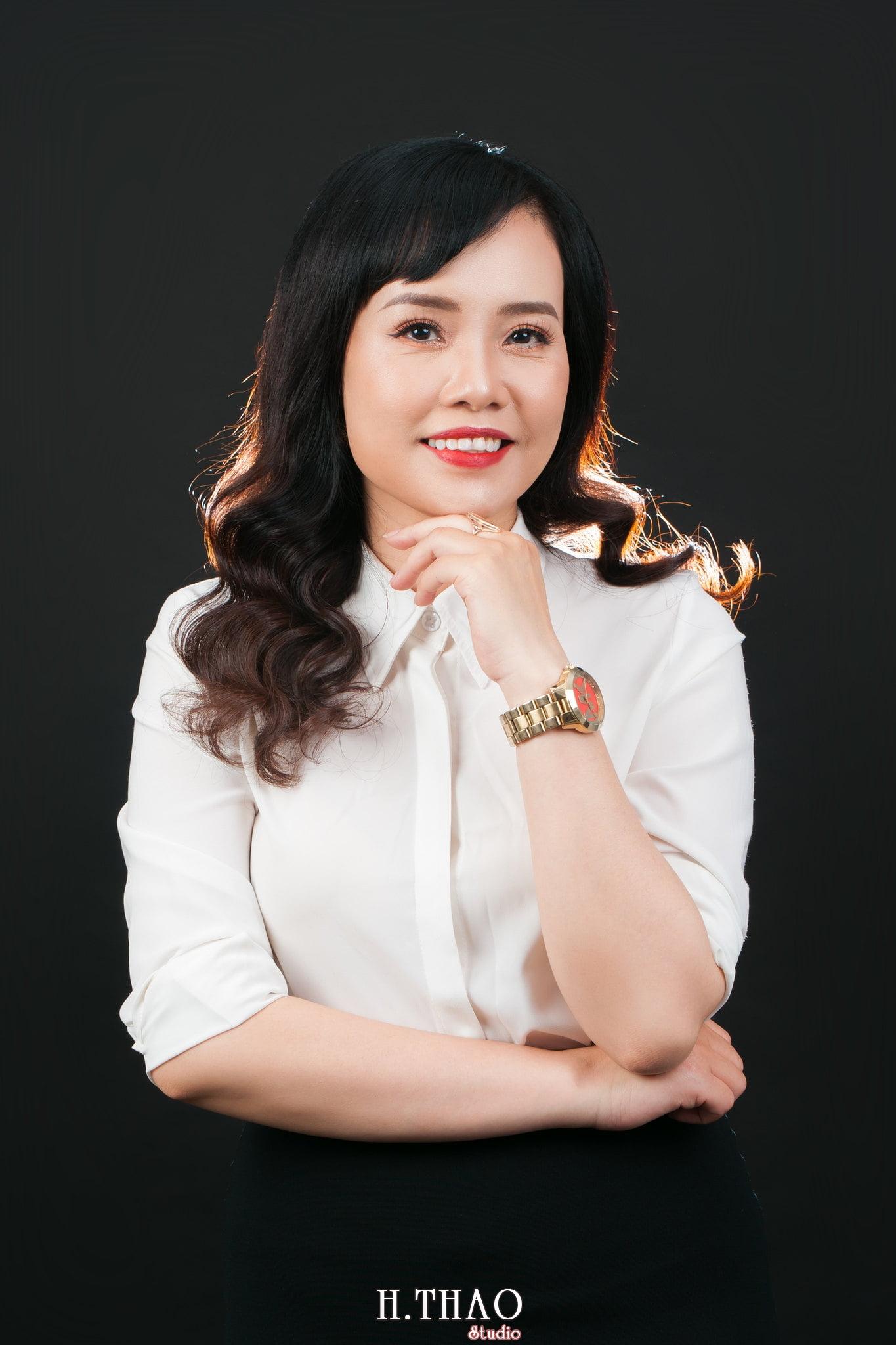 Thu Trang 18 - Chụp ảnh nữ doanh nhân Thu Trang tại HThao Studio – Tp.HCM