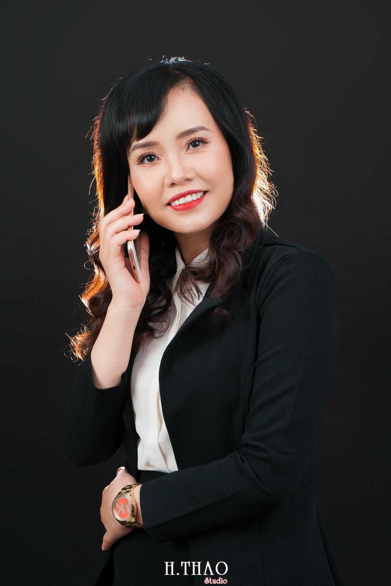 Thu Trang 3 - Chụp ảnh nữ doanh nhân Thu Trang tại HThao Studio – Tp.HCM