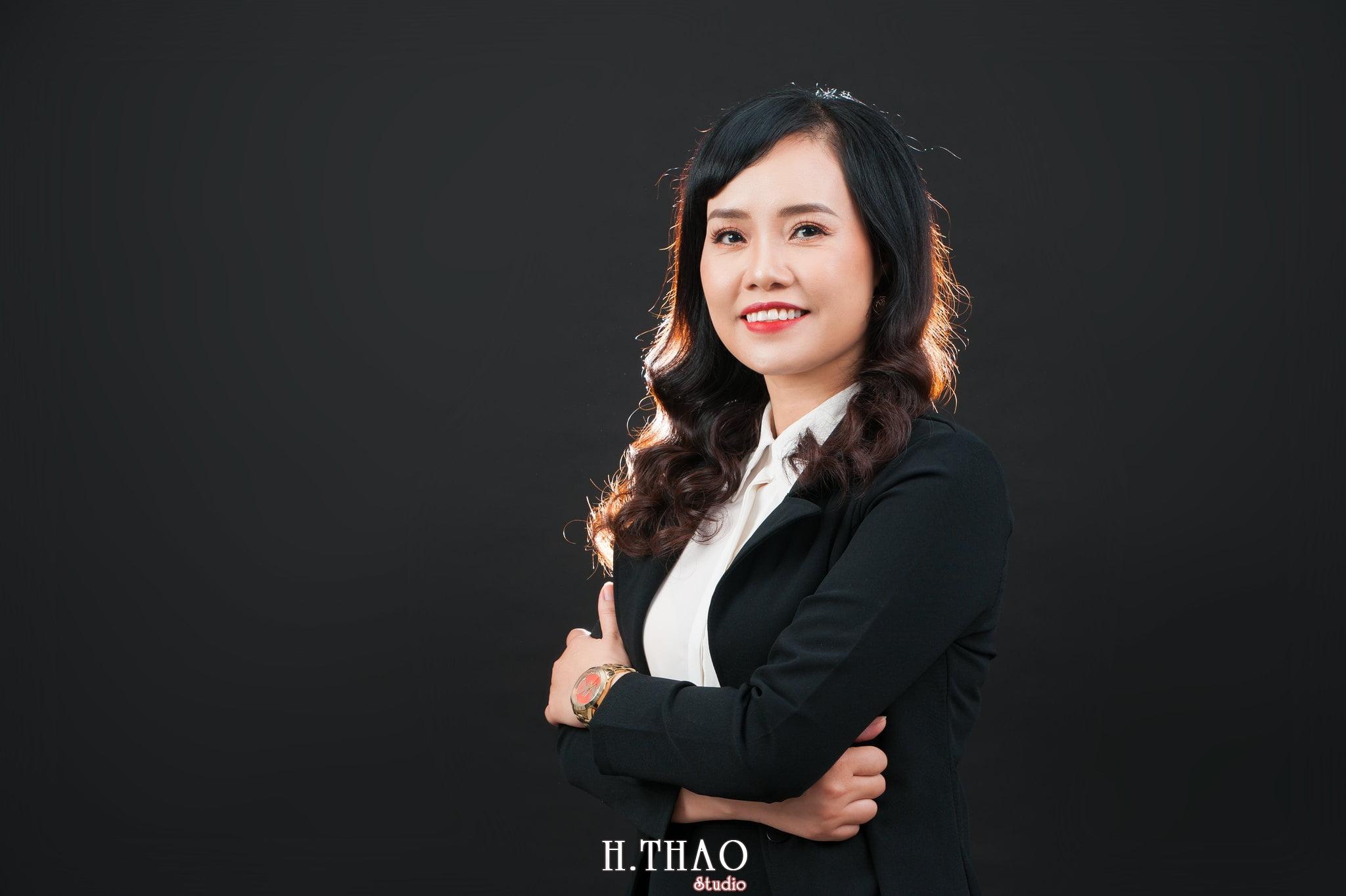 Thu Trang 4 - Chụp ảnh nữ doanh nhân Thu Trang tại HThao Studio – Tp.HCM