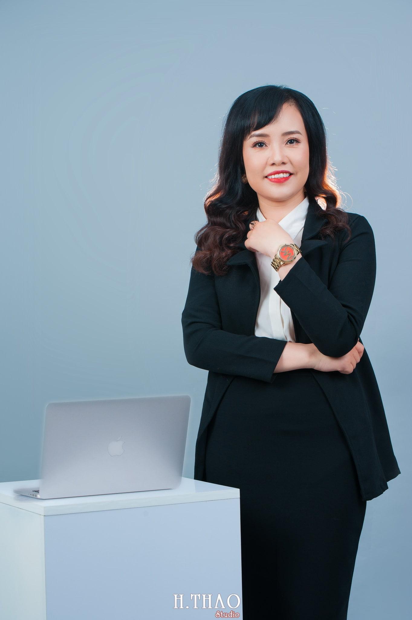 Thu Trang 5 - Chụp ảnh nữ doanh nhân Thu Trang tại HThao Studio – Tp.HCM