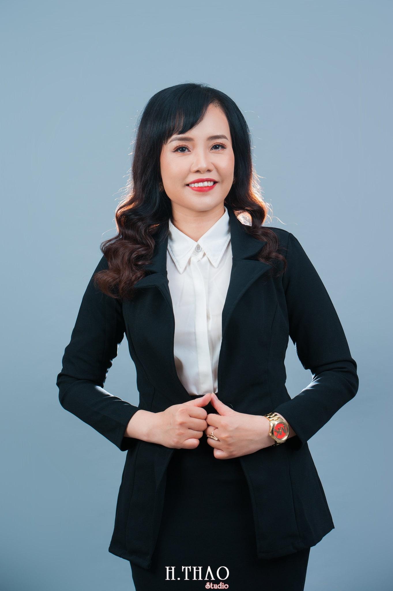 Thu Trang 6 - Chụp ảnh nữ doanh nhân Thu Trang tại HThao Studio – Tp.HCM