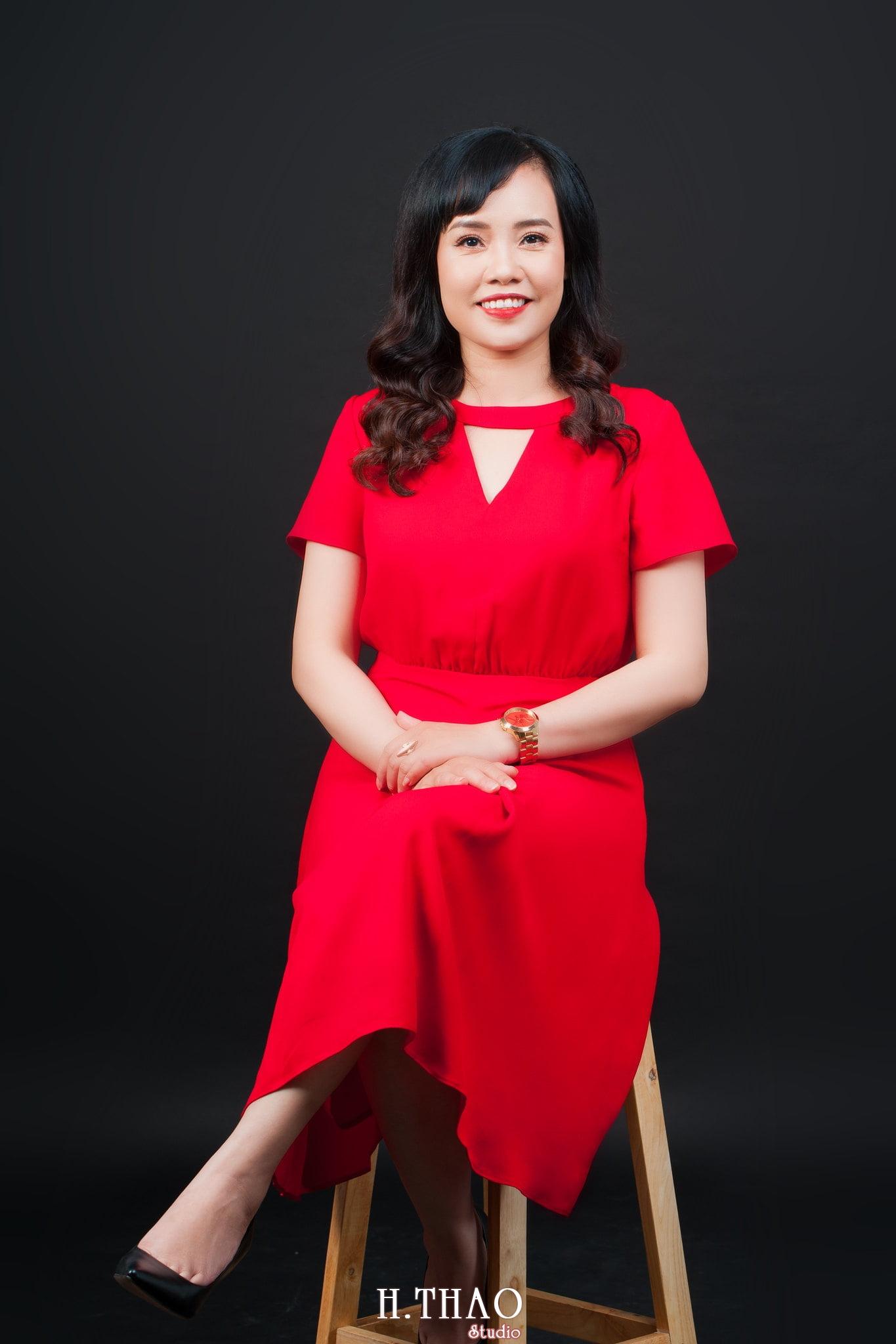 Thu Trang 8 - Chụp ảnh nữ doanh nhân Thu Trang tại HThao Studio – Tp.HCM