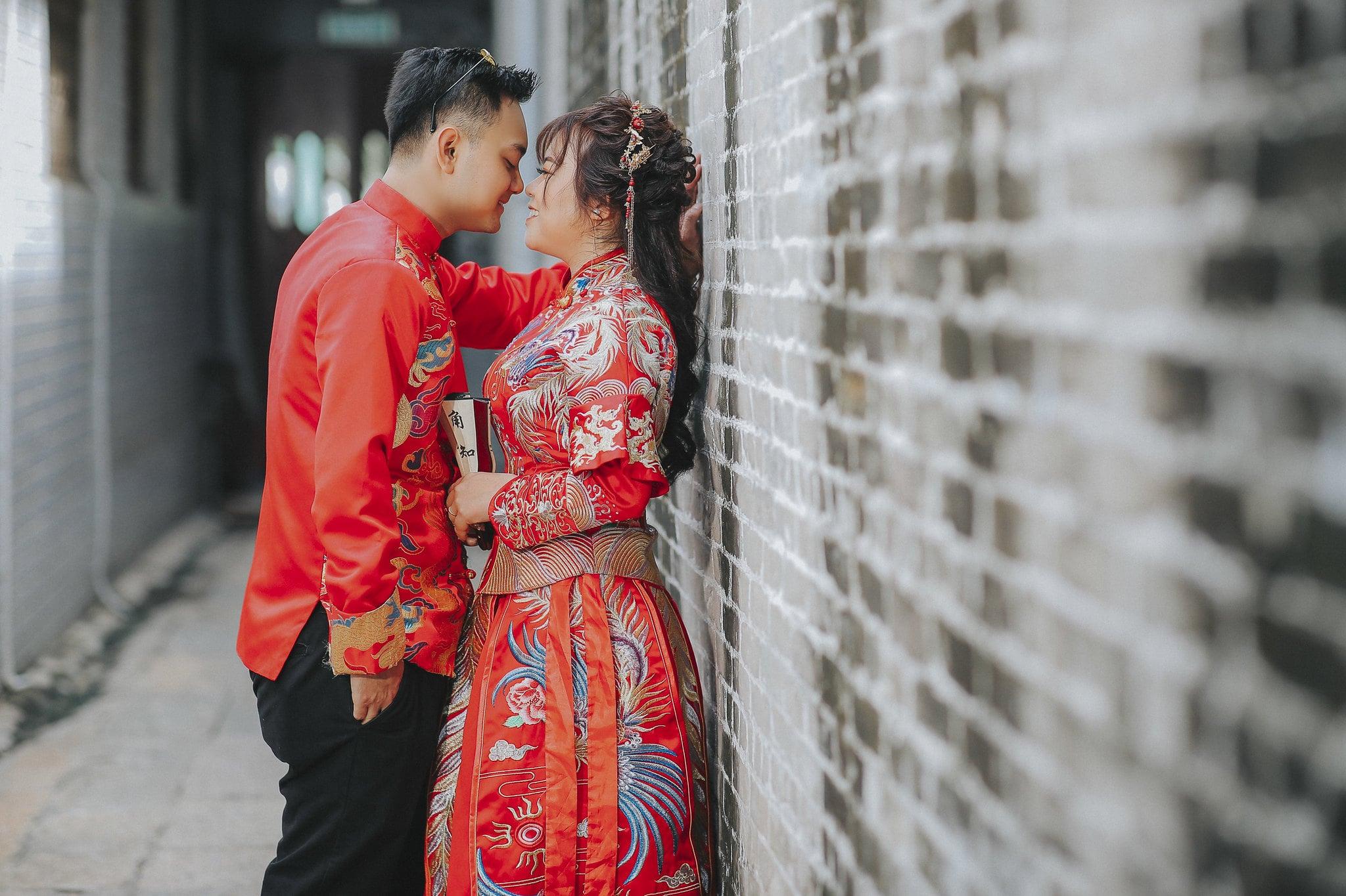 couple co trang 10 - Bộ ảnh couple cổ trang chụp tại chùa bà thiên hậu- HThao Studio