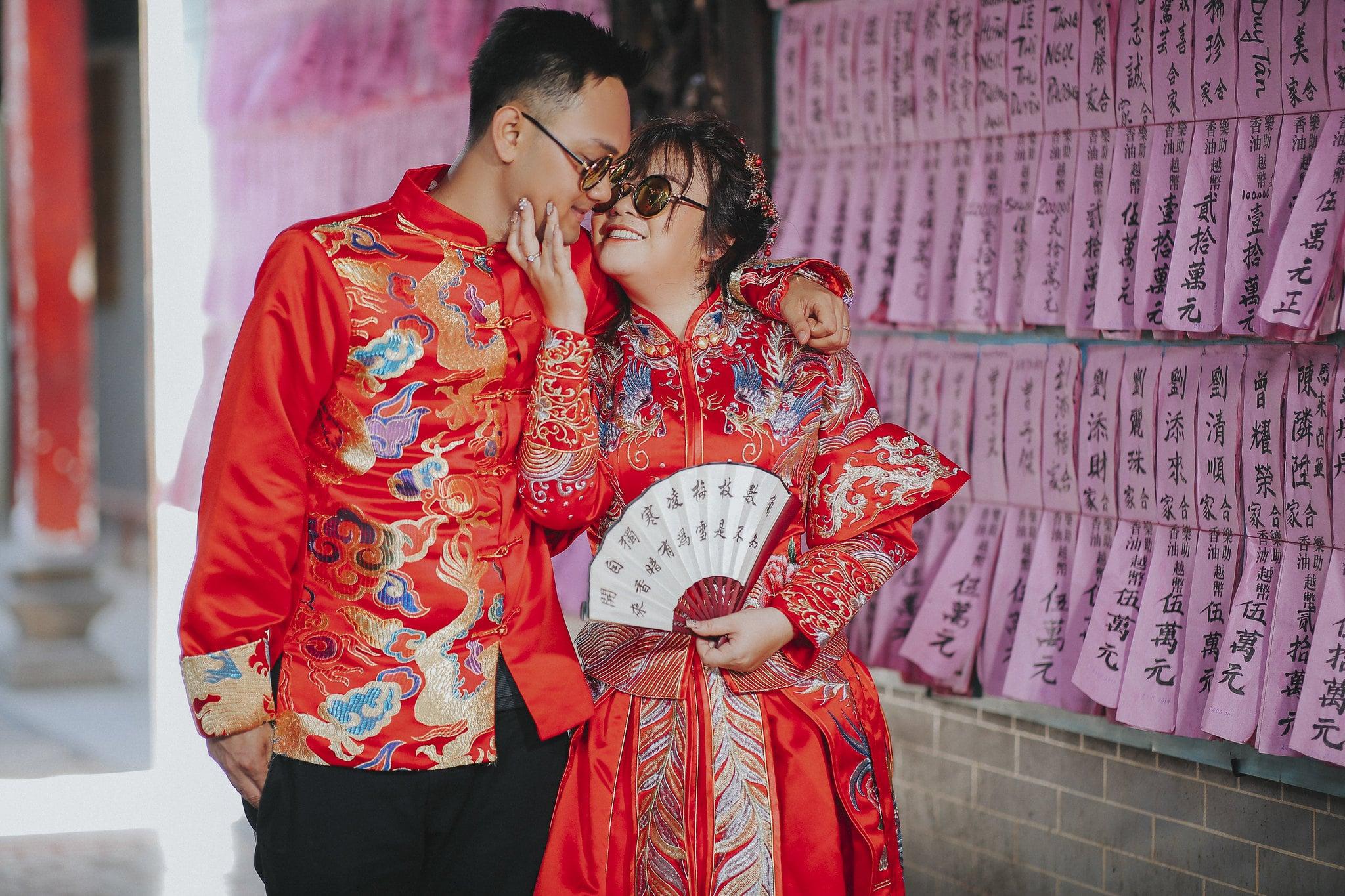 couple co trang 11 - Bộ ảnh couple cổ trang chụp tại chùa bà thiên hậu- HThao Studio