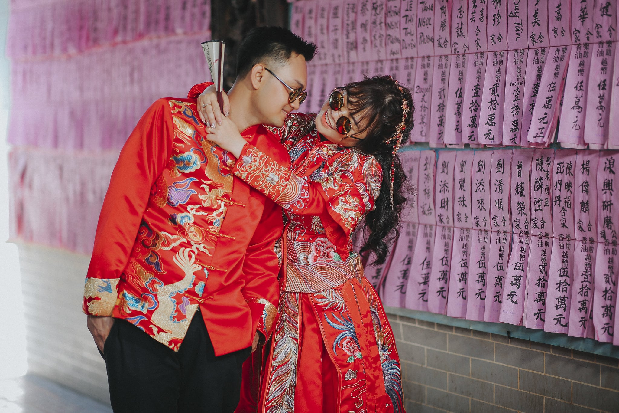 couple co trang 12 - Bộ ảnh couple cổ trang chụp tại chùa bà thiên hậu- HThao Studio