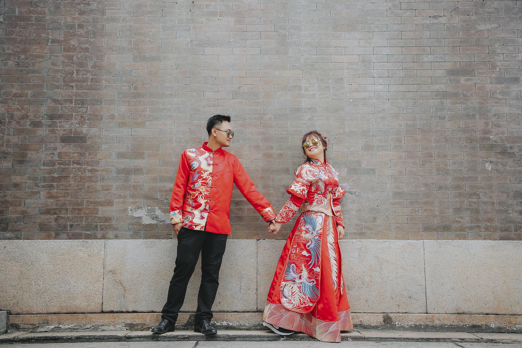 couple co trang 2 - Bộ ảnh couple cổ trang chụp tại chùa bà thiên hậu- HThao Studio