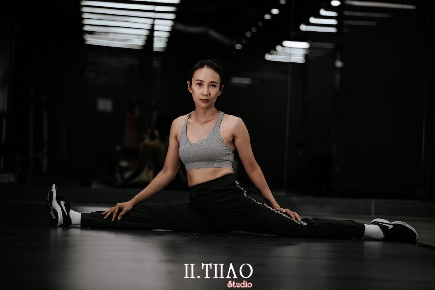 Anh chi Ngoc 38 min - Góc ảnh cô gái mạnh mẽ yêu thích Boxing – HThao Studio