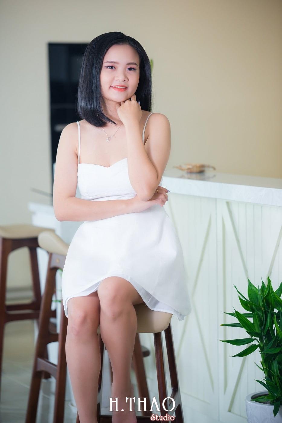 Anh chi Ngoc 86 min - Góc ảnh chụp indoor đơn giản mà đẹp – HThao Studio