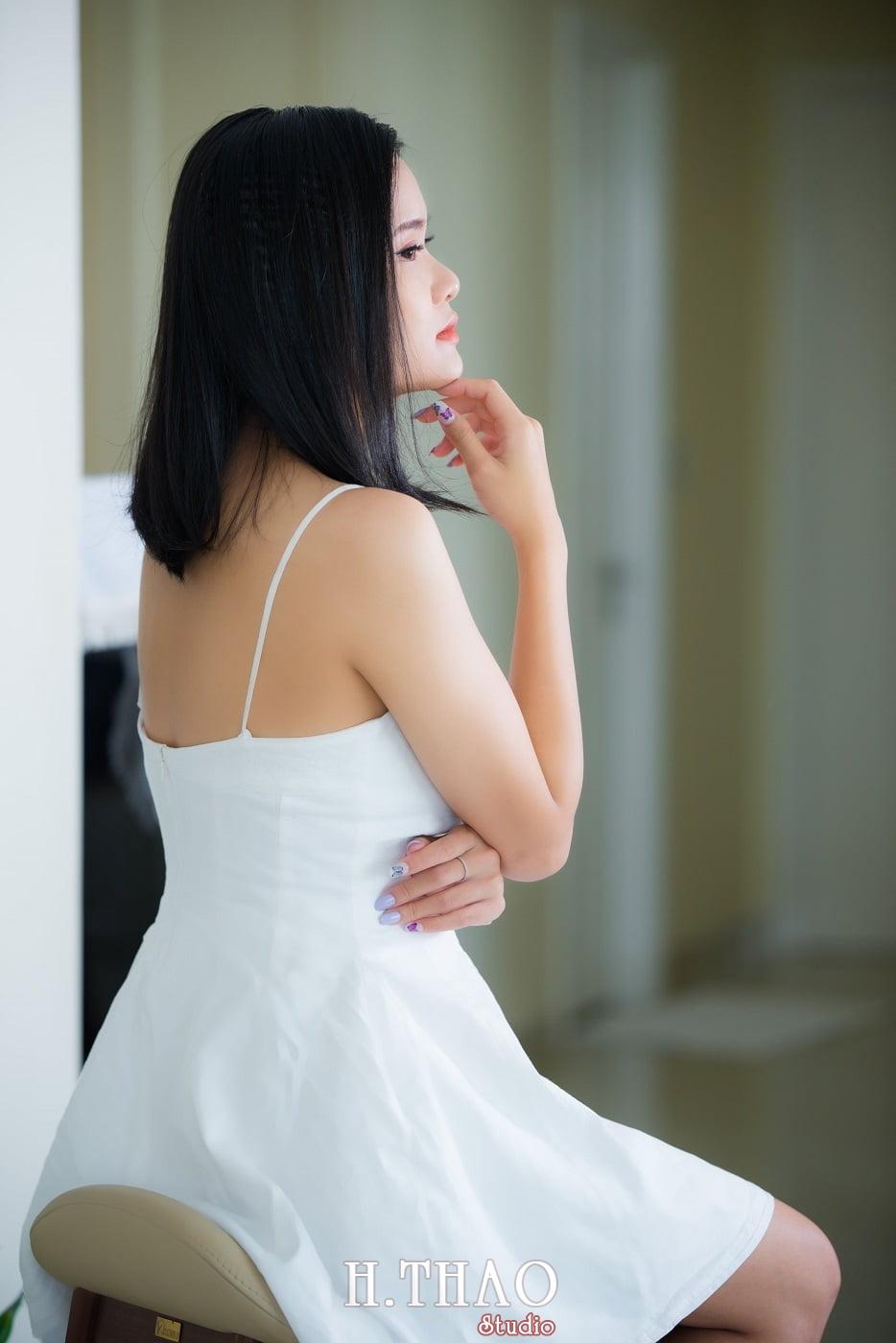 Anh chi Ngoc 87 min - Góc ảnh chụp indoor đơn giản mà đẹp – HThao Studio