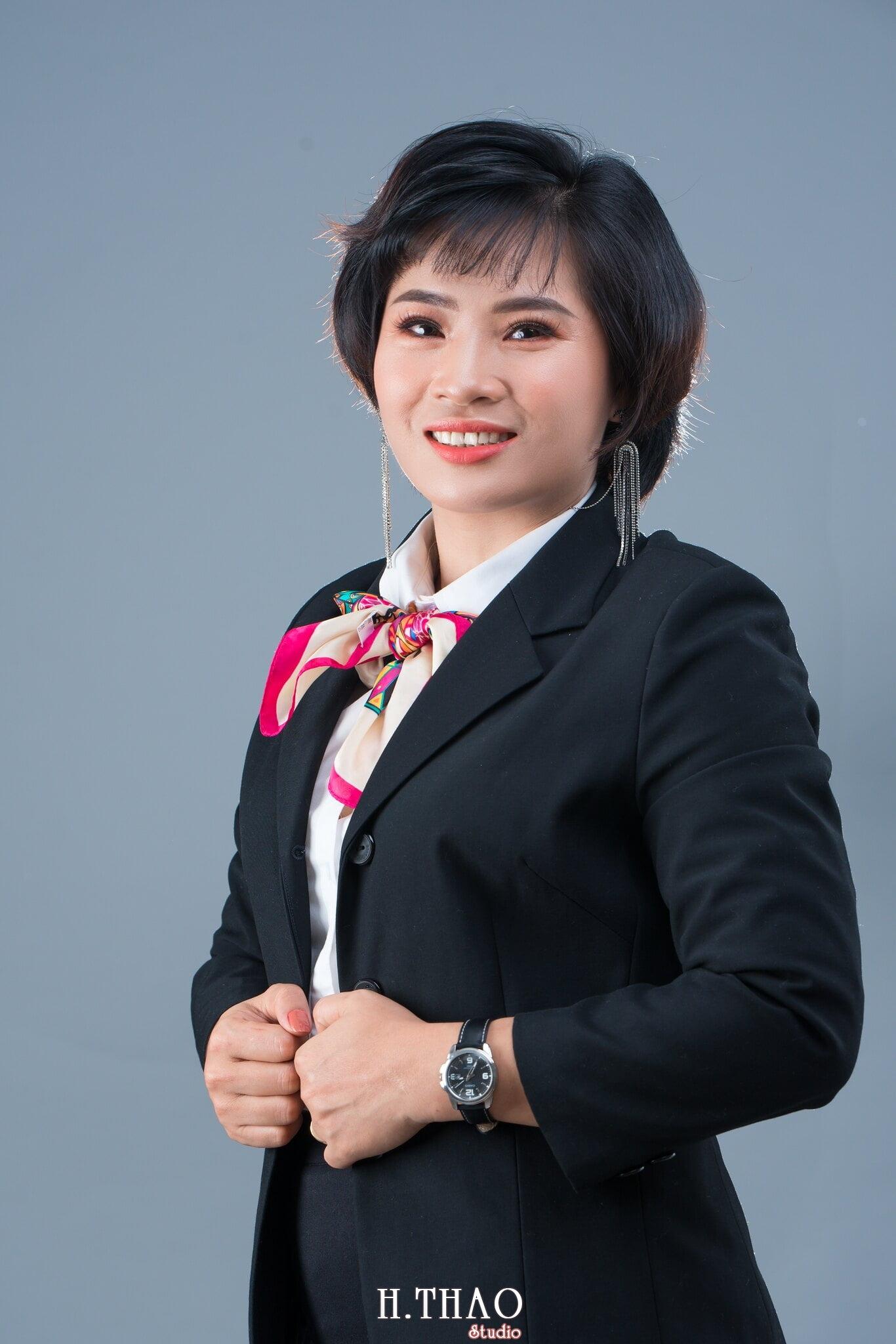 Anh profile ca nhan dep - Album ảnh profile cá nhân chị Ny Manulife - HThao Studio