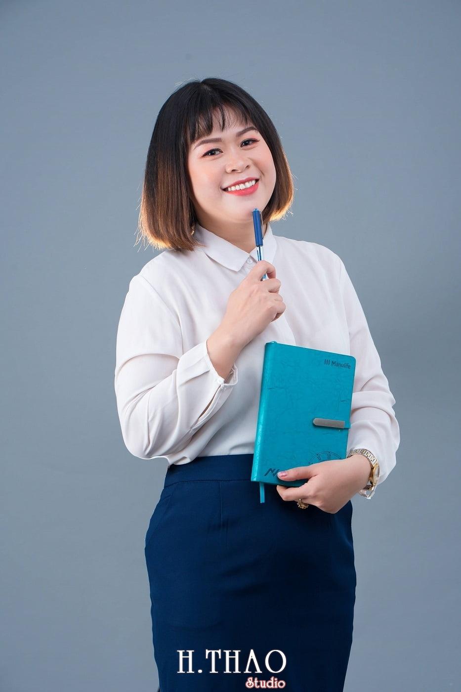 Chi Hoa 8 - Studio chụp ảnh profile cá nhân chuyên nghiệp ở Tp.HCM- HThao Studio