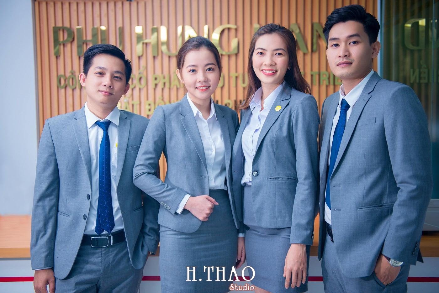 Phu Hung Land 1 - Album ảnh profile nhân sự công ty Phu Hung Land – HThao Studio