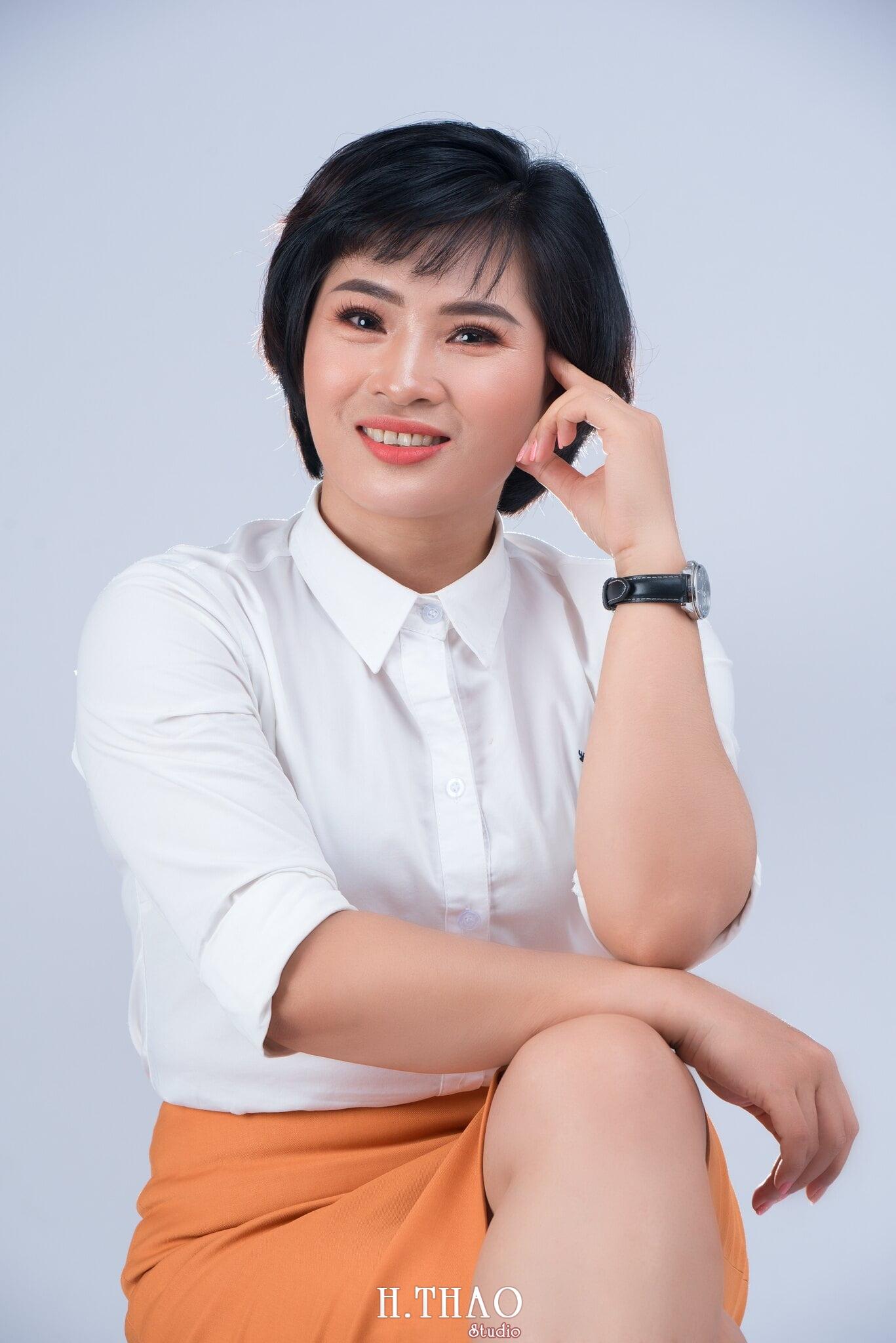 chan dung nghe nghiep 6 - Album ảnh profile cá nhân chị Ny Manulife - HThao Studio