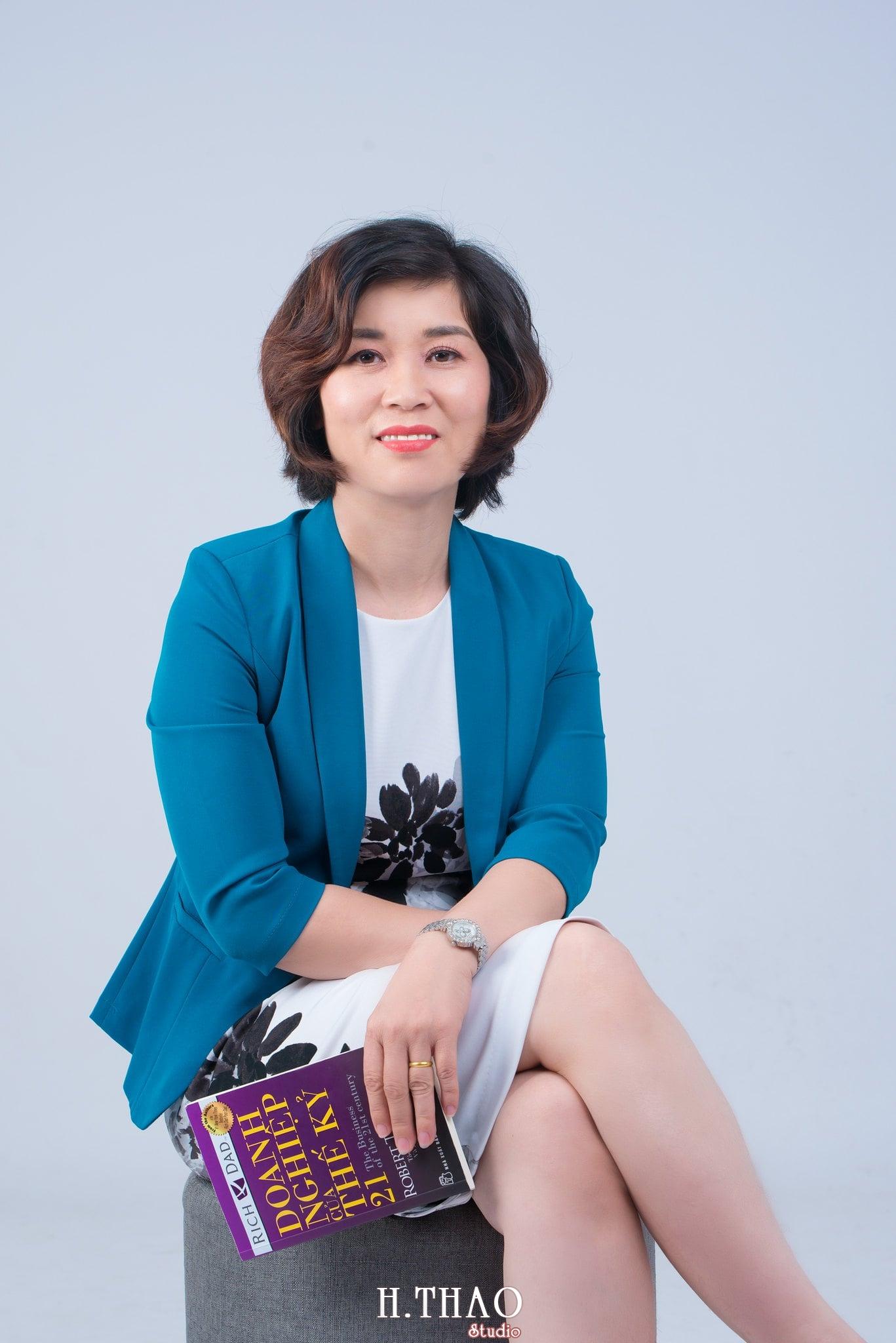 chan dung nu 12 - Album ảnh doanh nhân chị Quỳnh sang trọng, quý phái - HThao Studio
