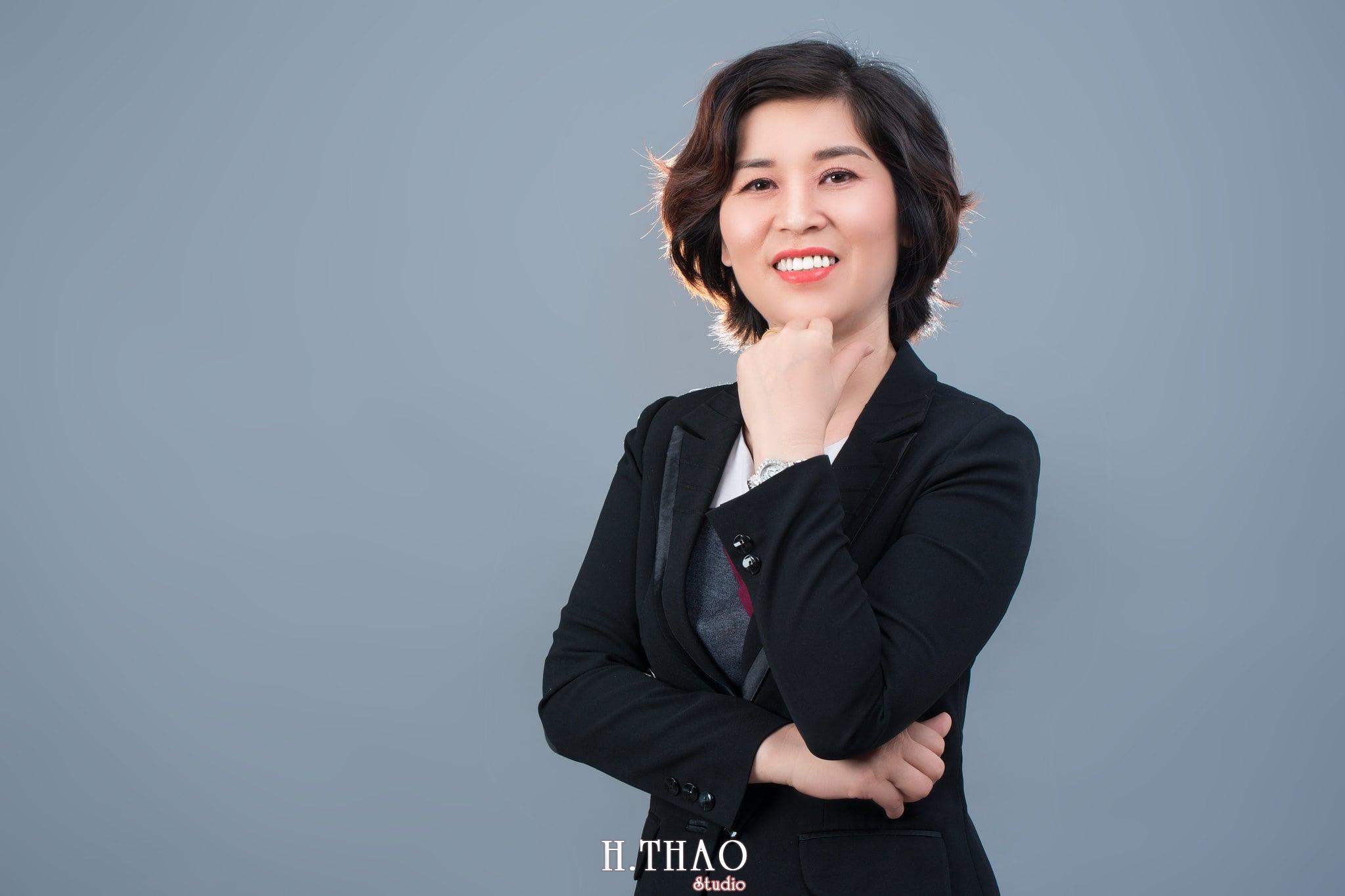 chan dung nu 2 - Album ảnh doanh nhân chị Quỳnh sang trọng, quý phái - HThao Studio