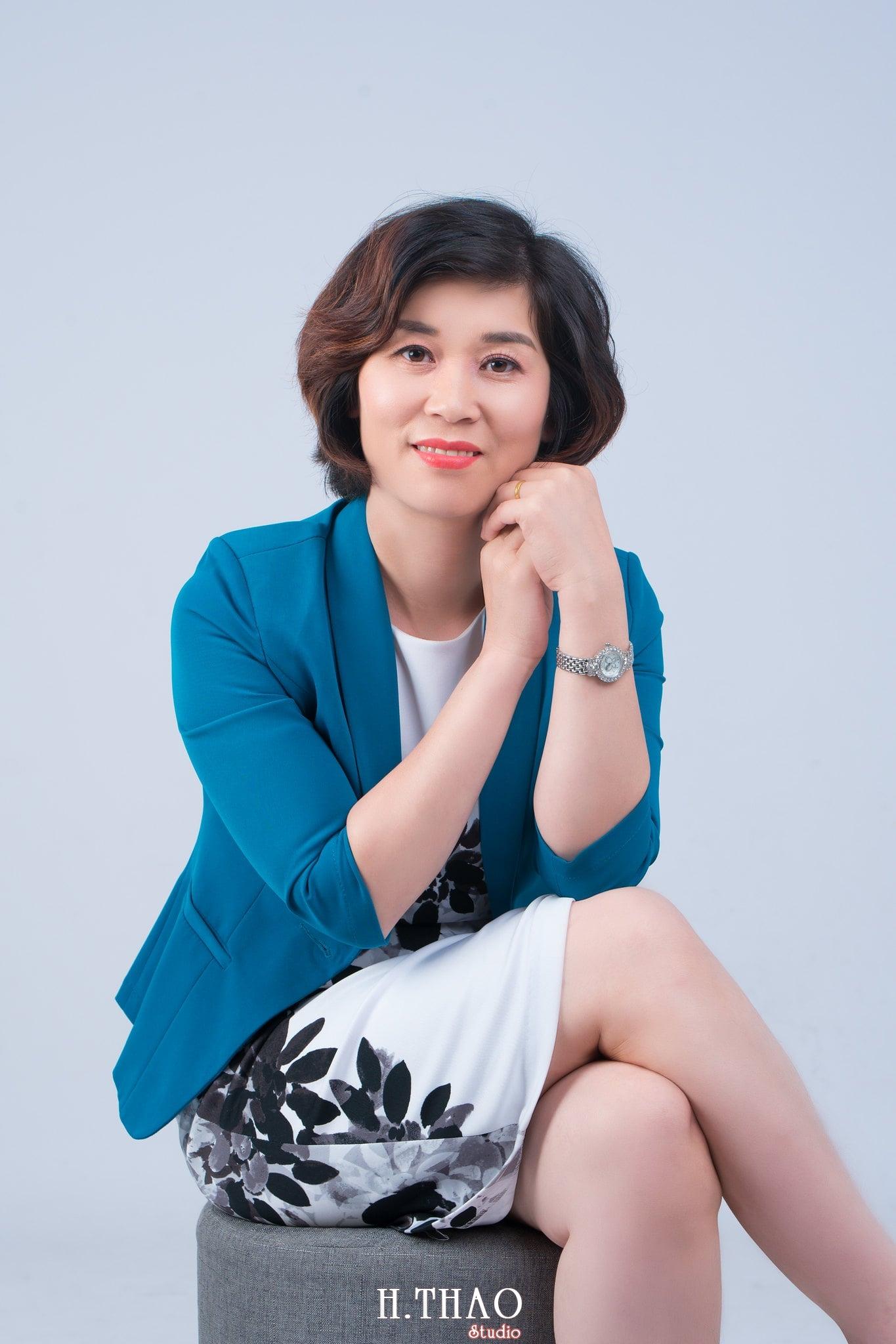 chan dung nu 3 - Album ảnh doanh nhân chị Quỳnh sang trọng, quý phái - HThao Studio