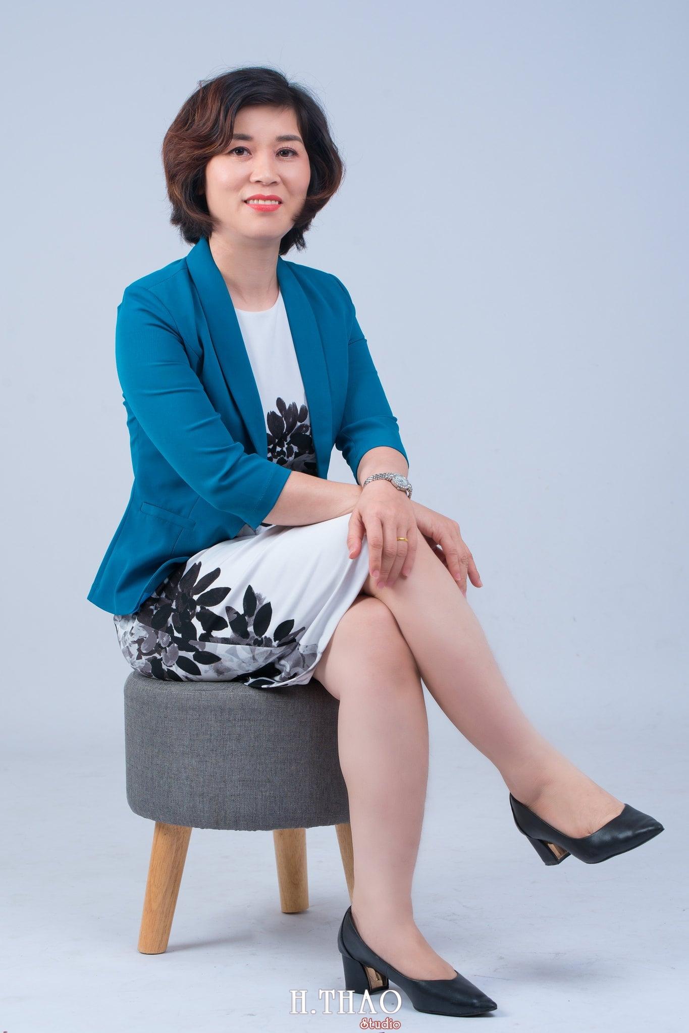 chan dung nu 4 - Album ảnh doanh nhân chị Quỳnh sang trọng, quý phái - HThao Studio