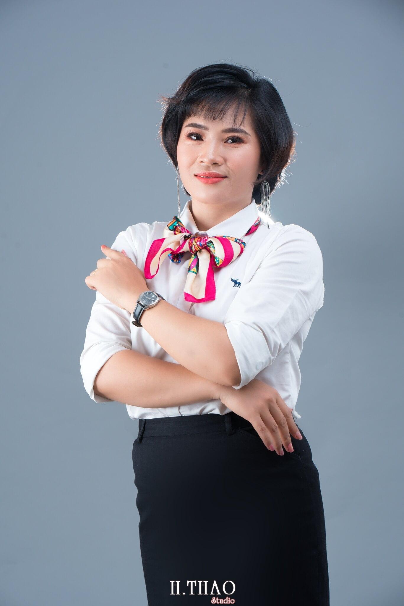 cong ty manulife 5 min - Album ảnh profile cá nhân chị Ny Manulife - HThao Studio